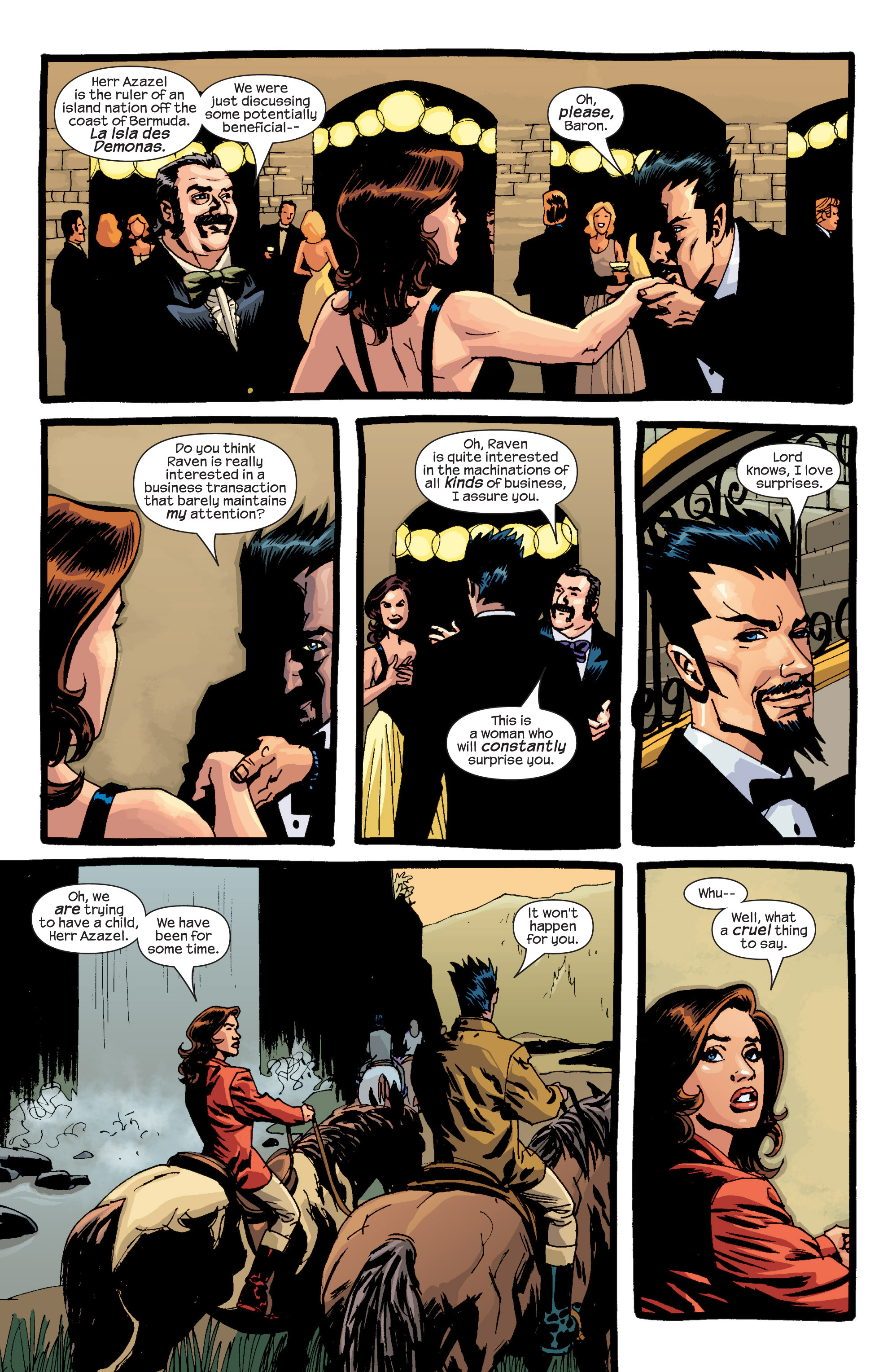 Read online Uncanny X-Men (1963) comic -  Issue #428 - 13