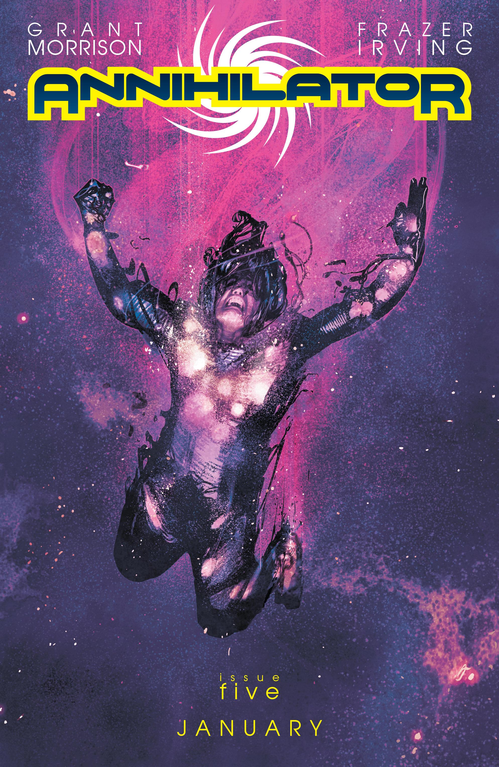 Read online Annihilator comic -  Issue #4 - 35