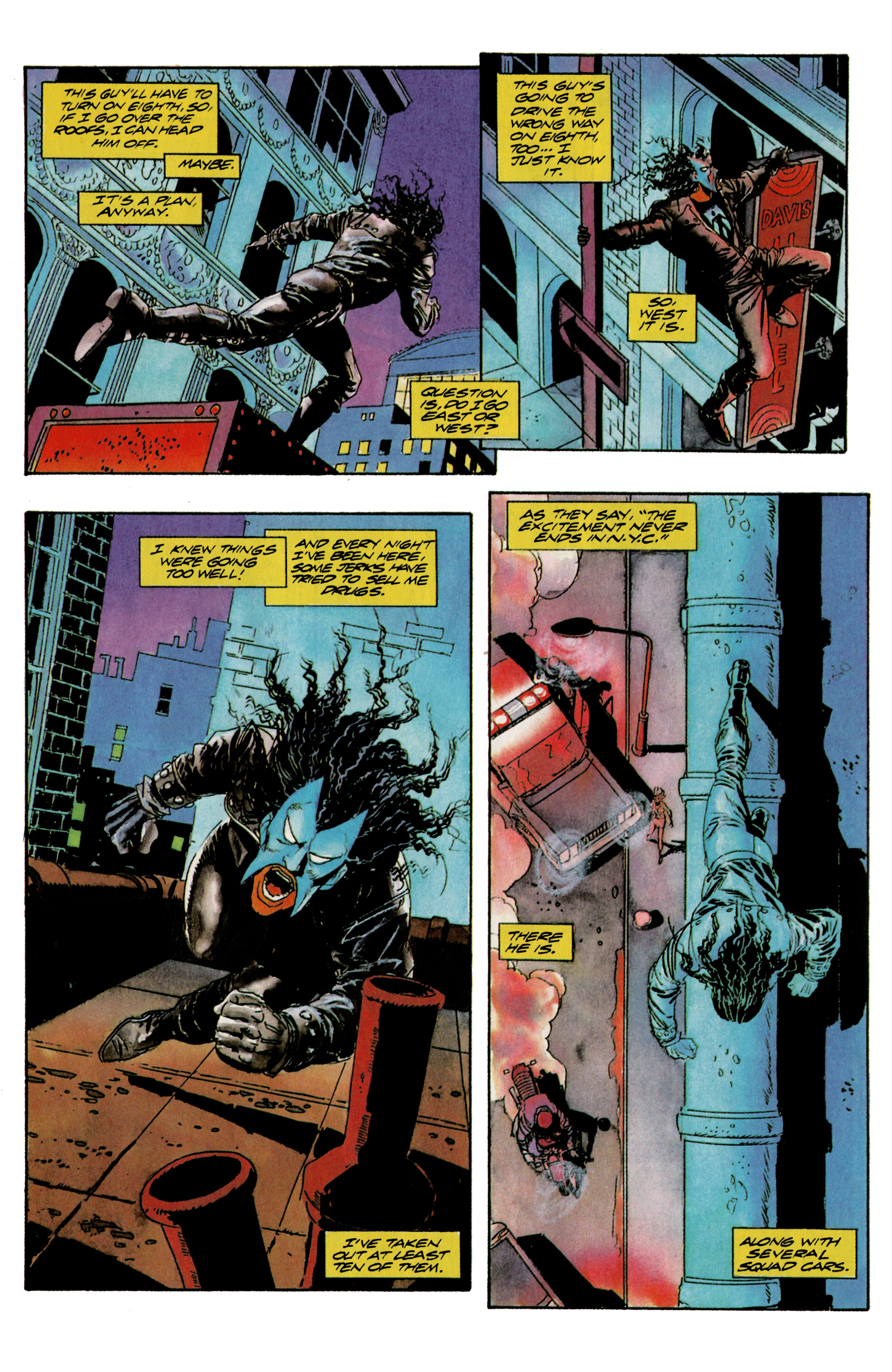 Read online Shadowman (1992) comic -  Issue #16 - 5