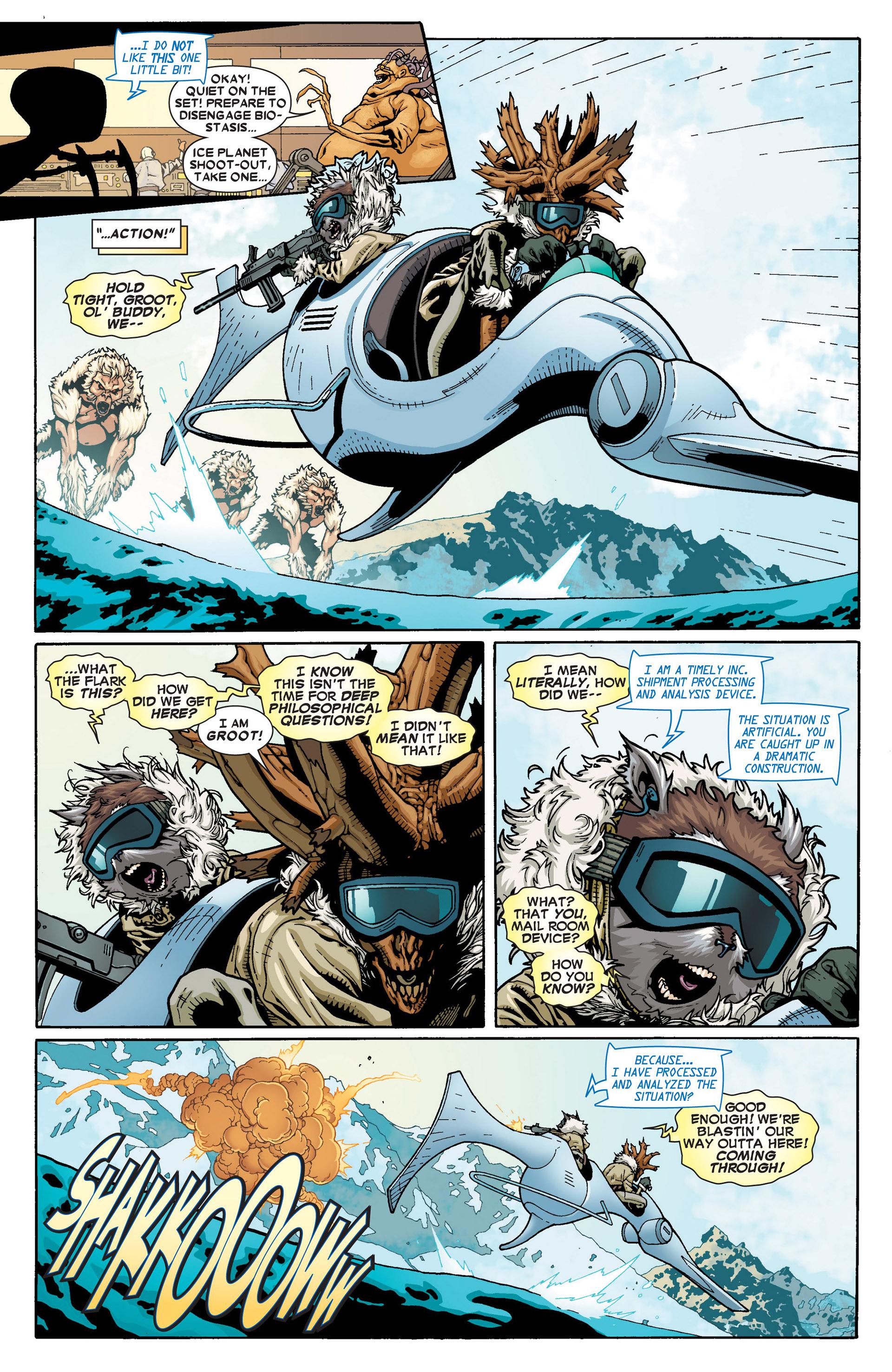 Read online Annihilators: Earthfall comic -  Issue #2 - 25