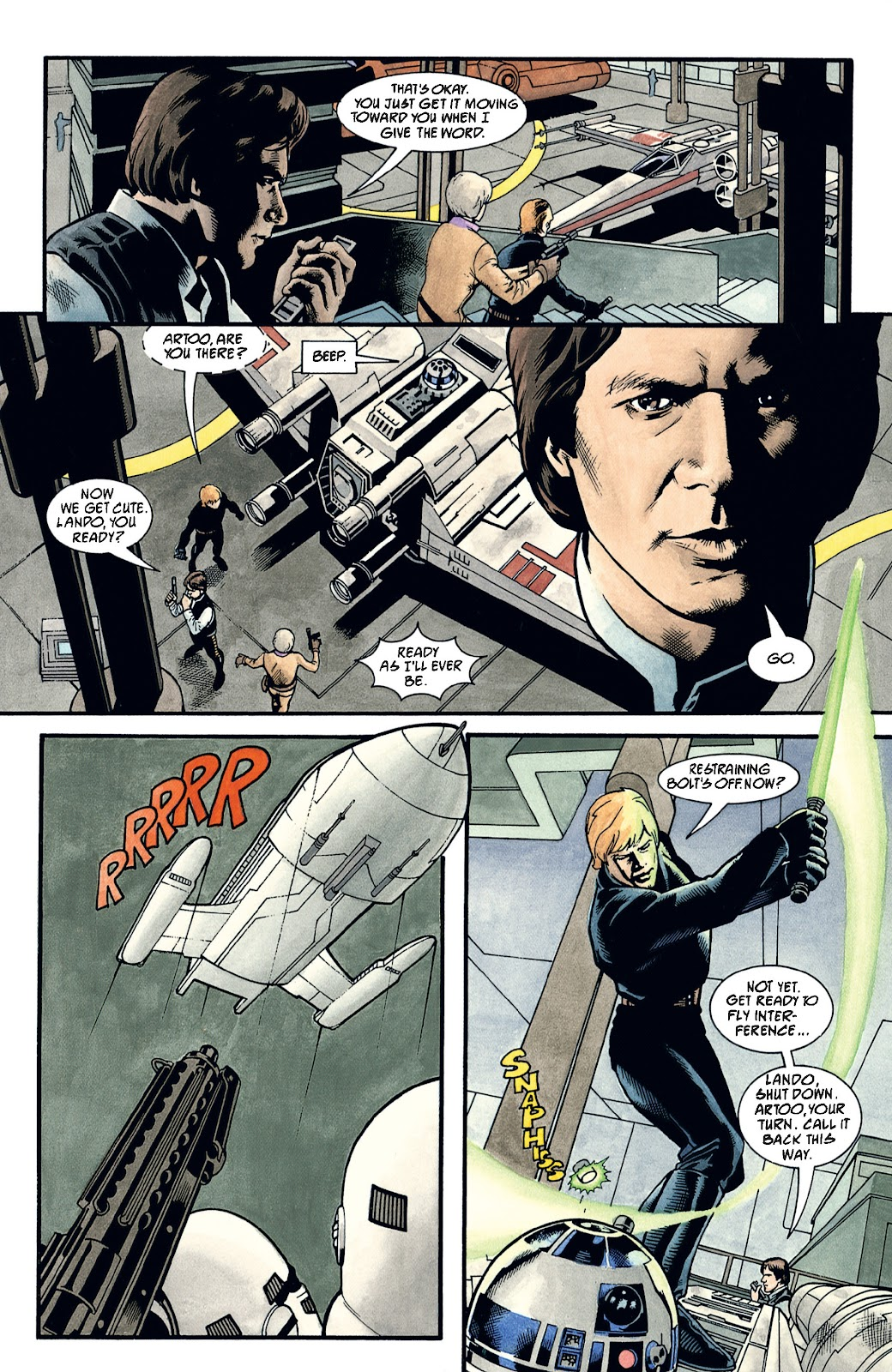 Read online Star Wars Legends: The New Republic - Epic Collection comic -  Issue # TPB 4 (Part 2) - 85