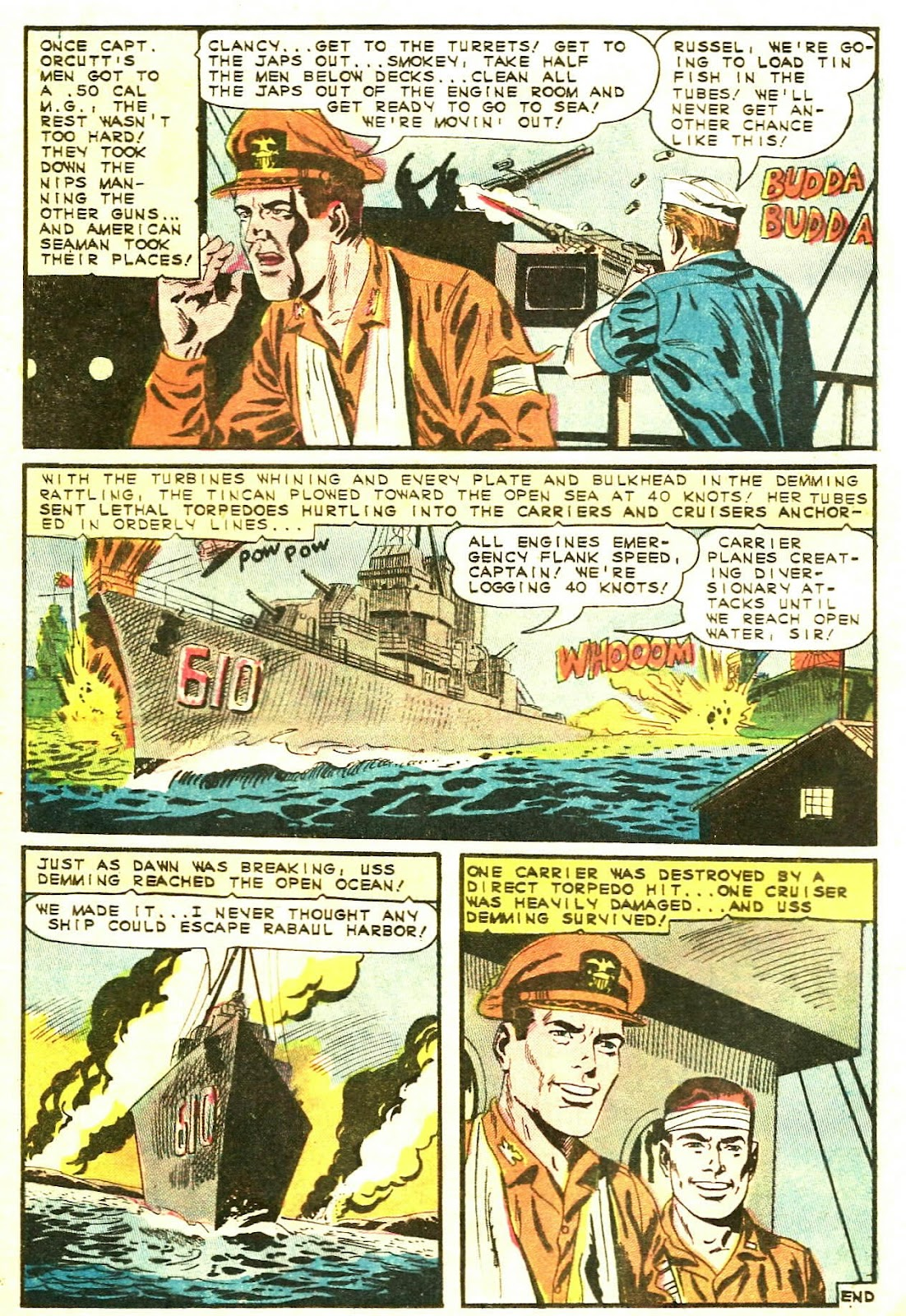 Read online Fightin' Navy comic -  Issue #123 - 12
