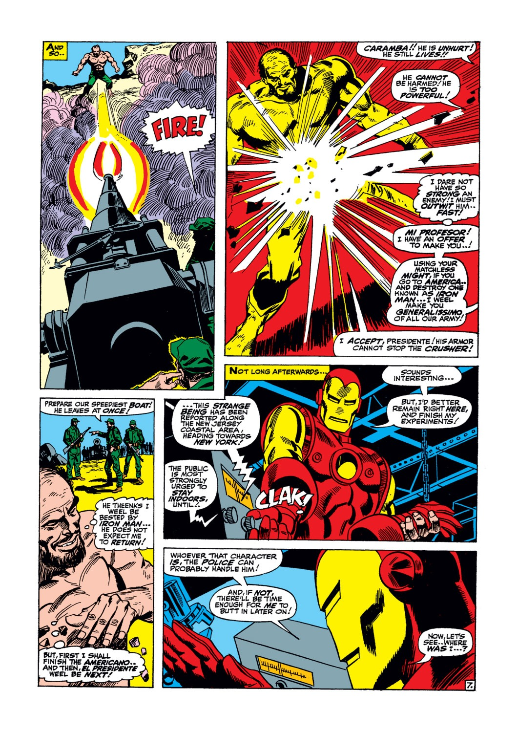 Tales of Suspense (1959) issue 91 - Page 8