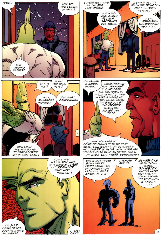 The Savage Dragon (1993) Issue #97 #100 - English 5