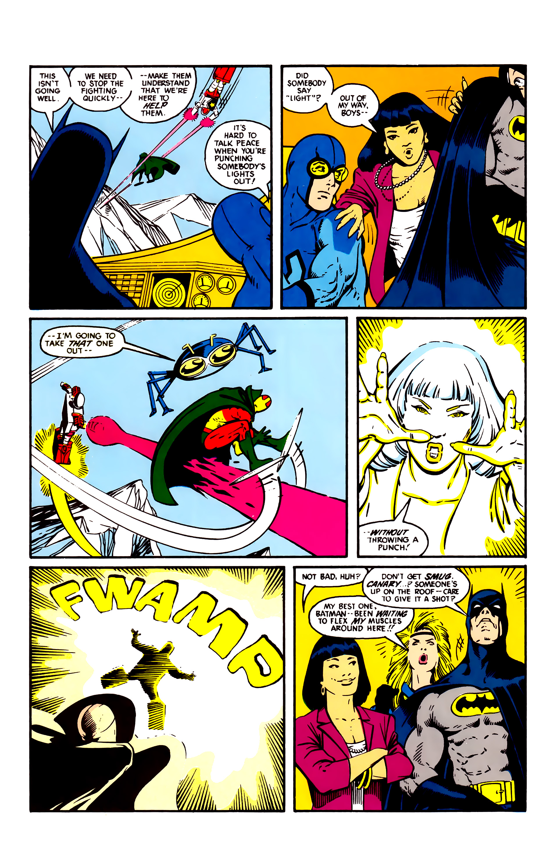 Read online Justice League (1987) comic -  Issue #3 - 15