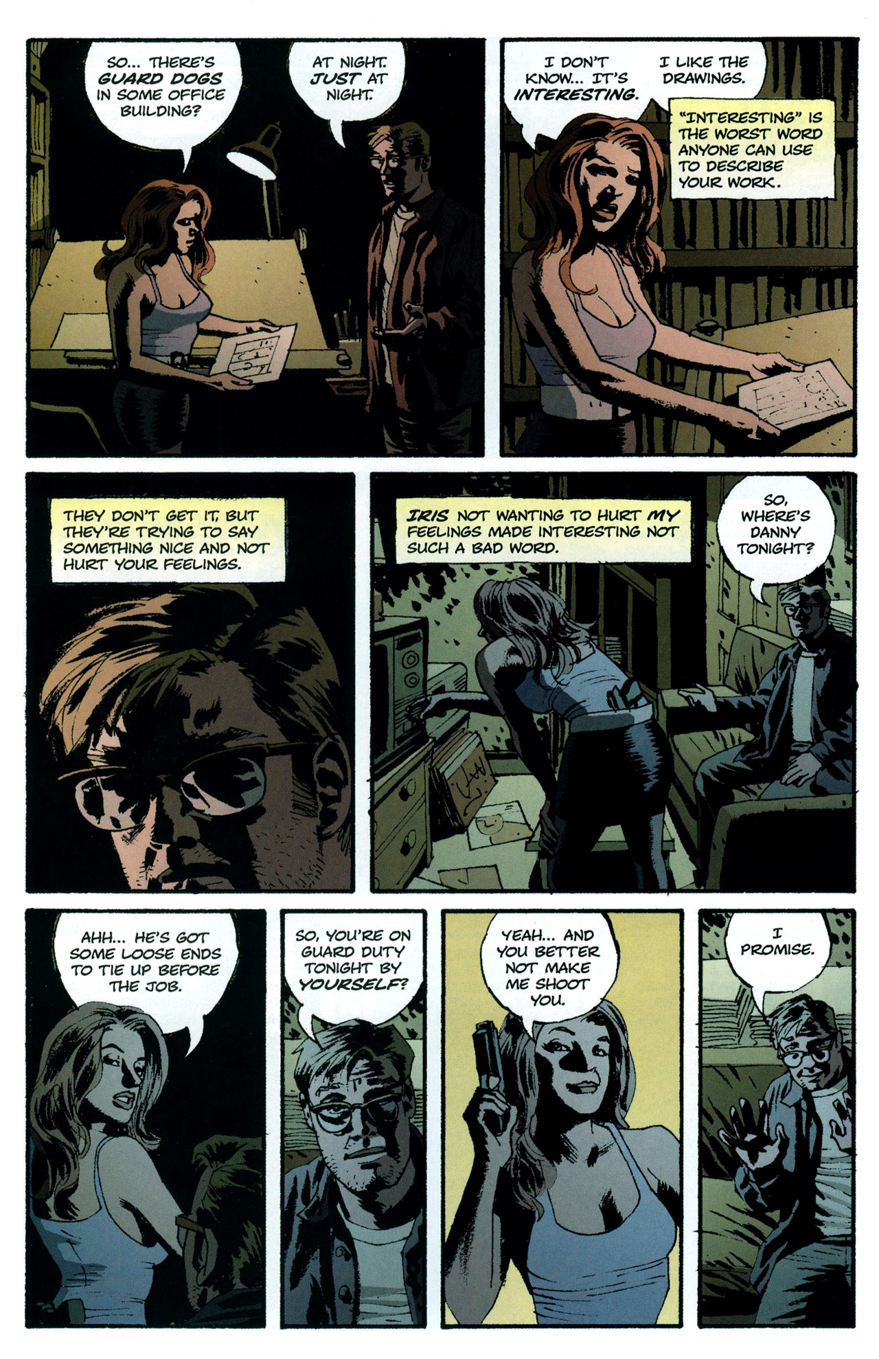 Read online Criminal (2008) comic -  Issue #5 - 12