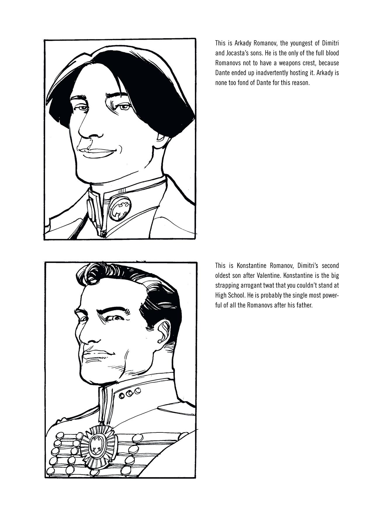 Read online Nikolai Dante comic -  Issue # TPB 3 - 140