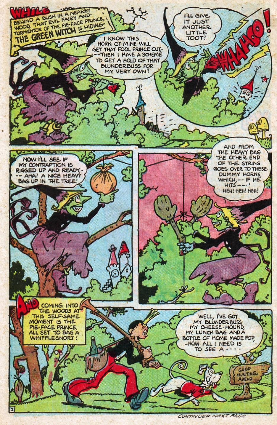 Jingle Jangle Comics issue 20 - Page 46