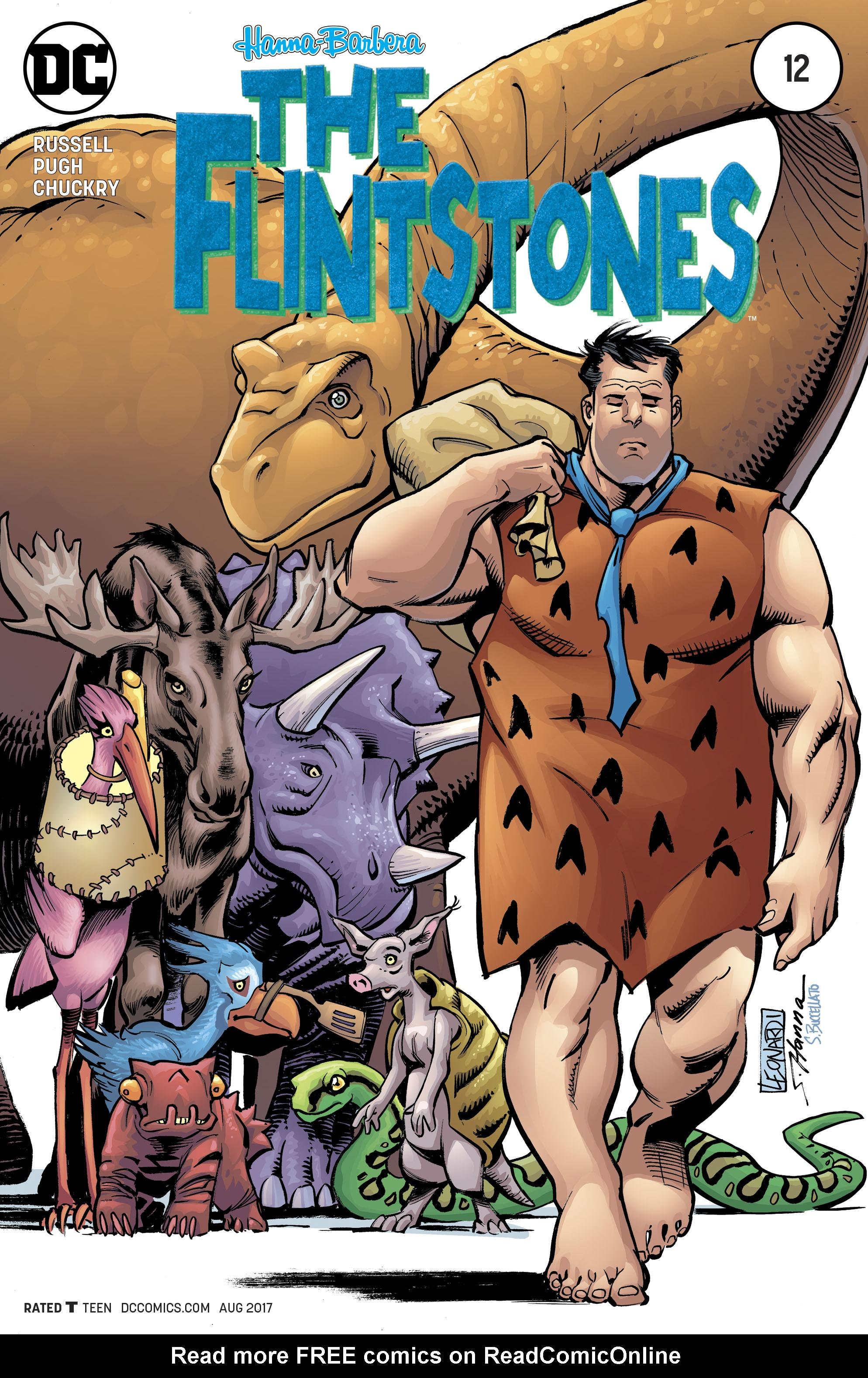 Read online The Flintstones comic -  Issue #12 - 3