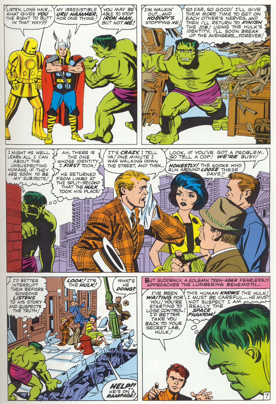 The Avengers (1963) 2 Page 7