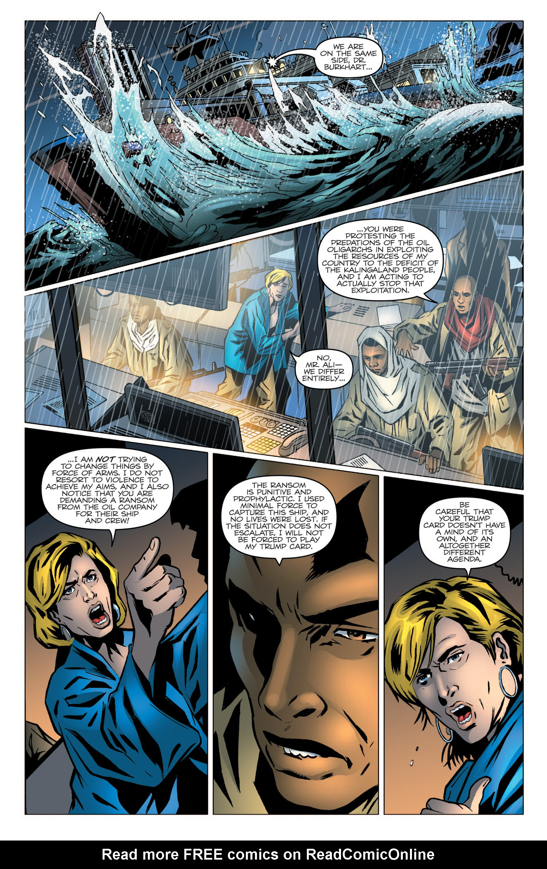 G.I. Joe: A Real American Hero 188 Page 4