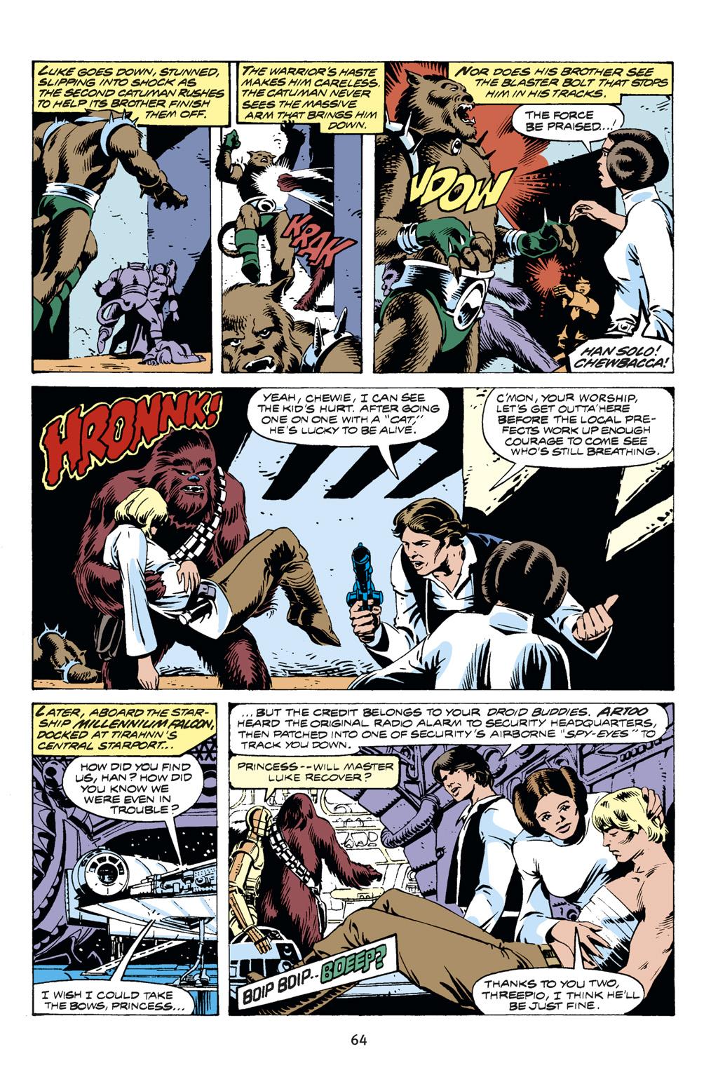 Read online Star Wars Omnibus comic -  Issue # Vol. 14 - 64