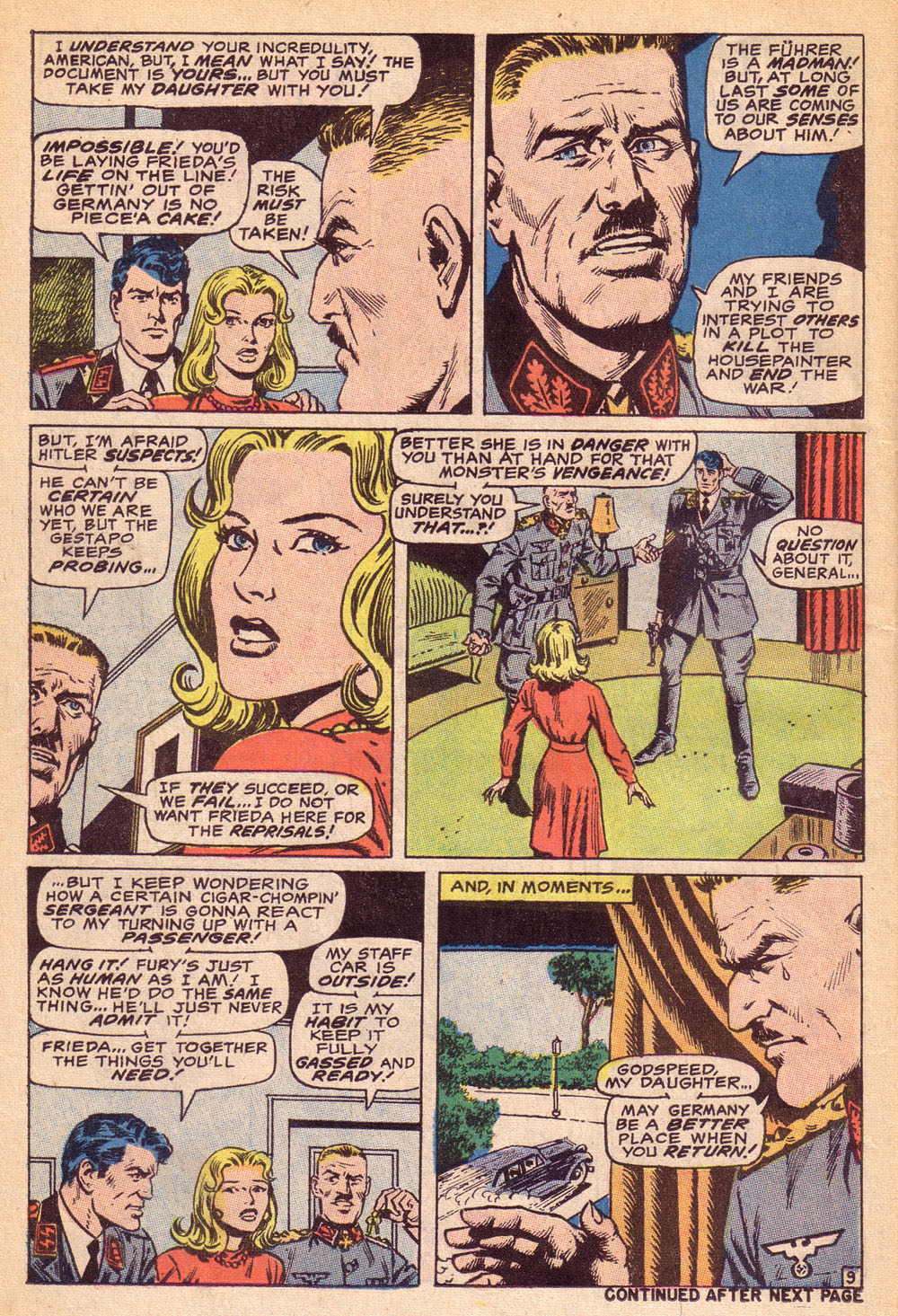 Read online Sgt. Fury comic -  Issue #74 - 14