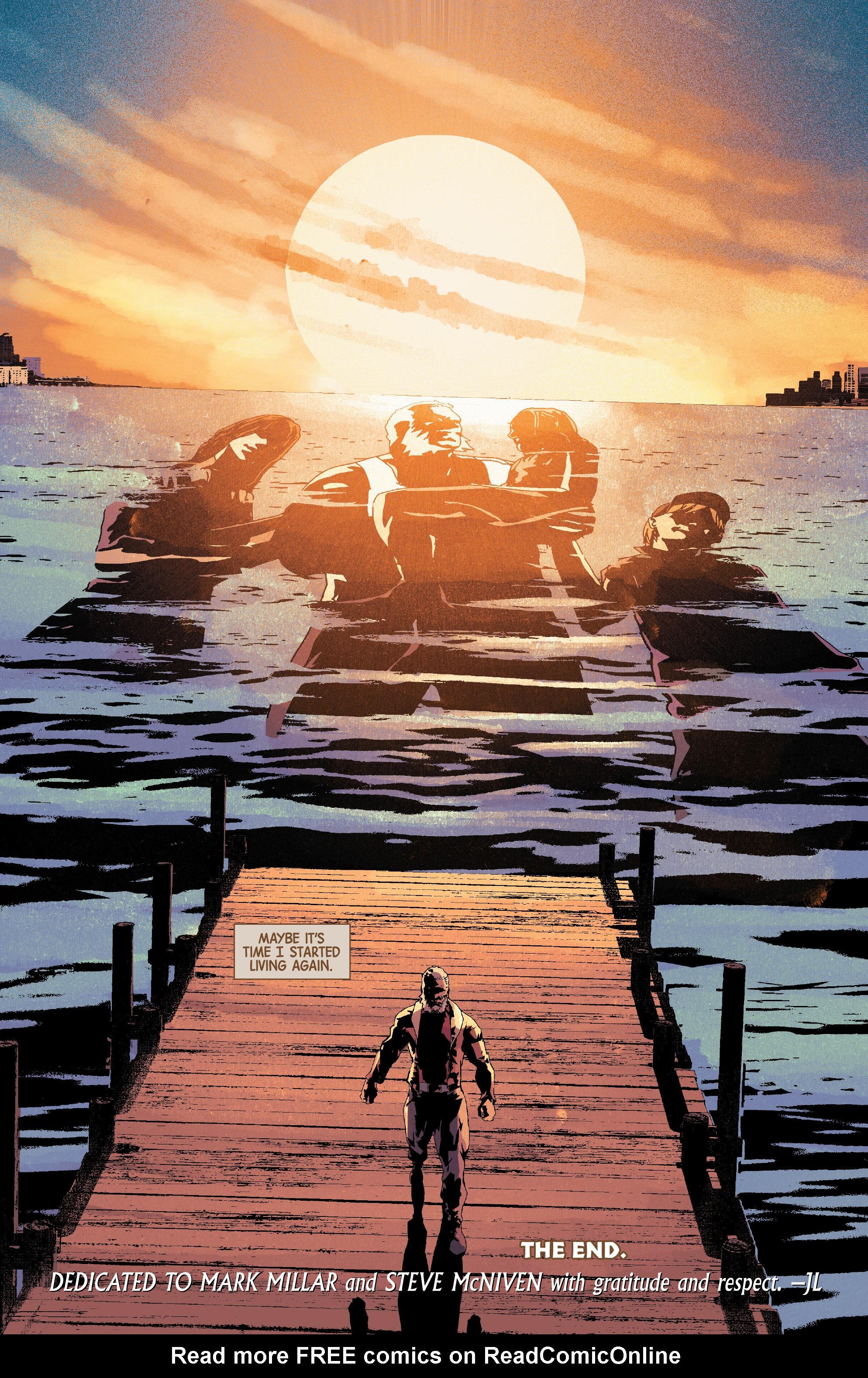 Read online Old Man Logan (2016) comic -  Issue #24 - 21