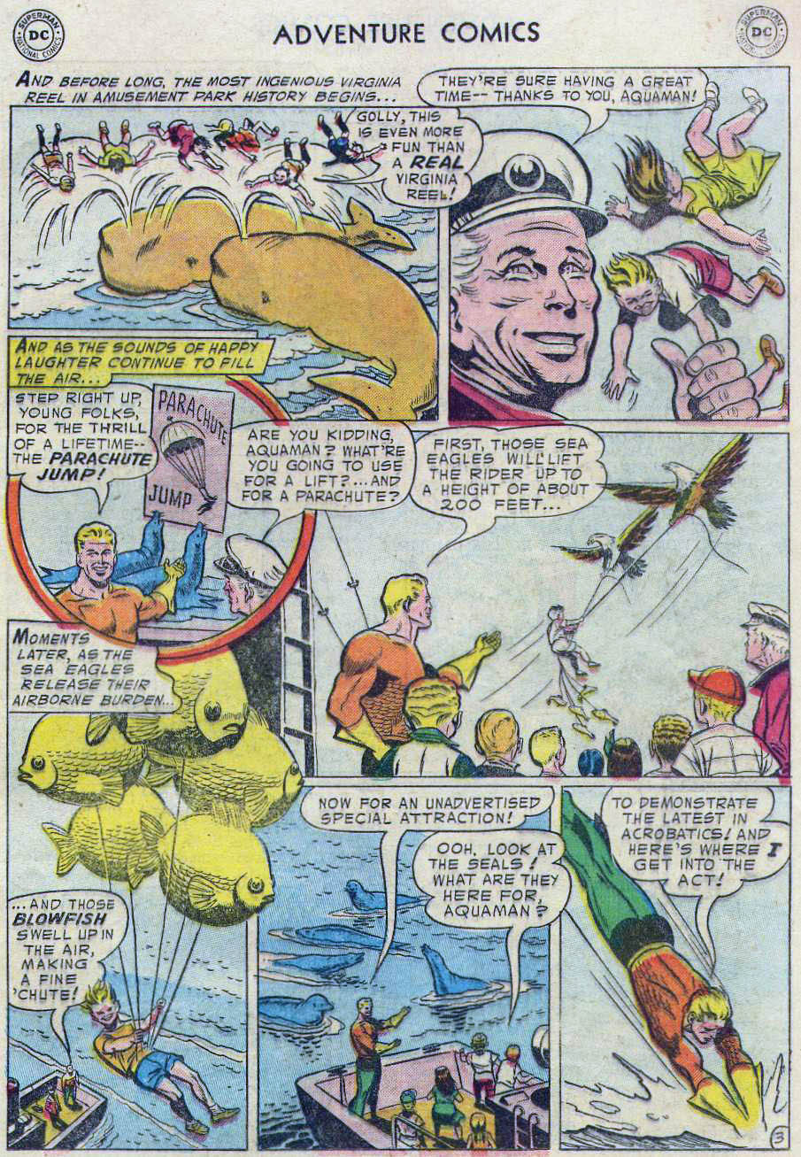 Read online Adventure Comics (1938) comic -  Issue #219 - 54