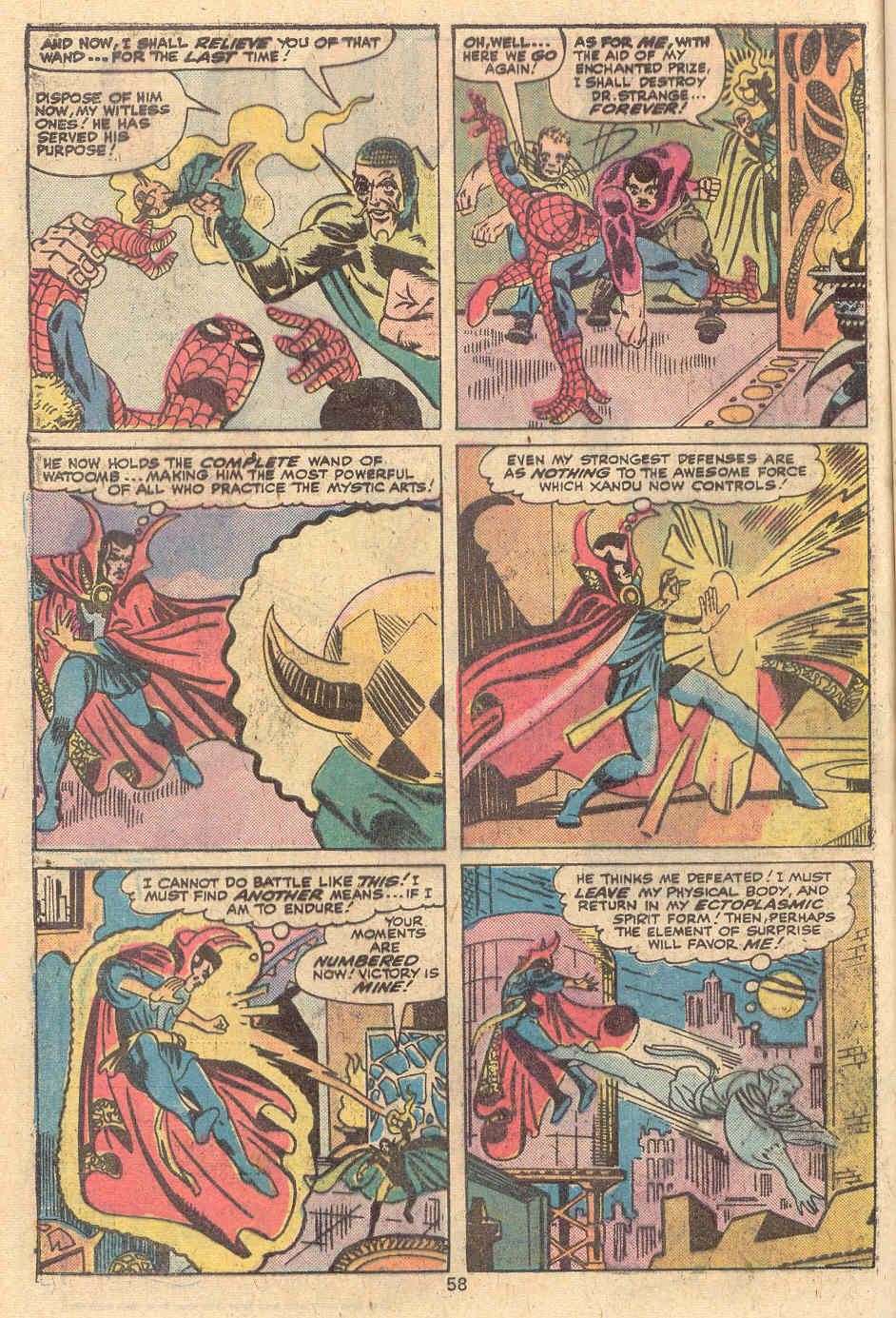 Giant-Size Spider-Man (1974) issue 4 - Page 48