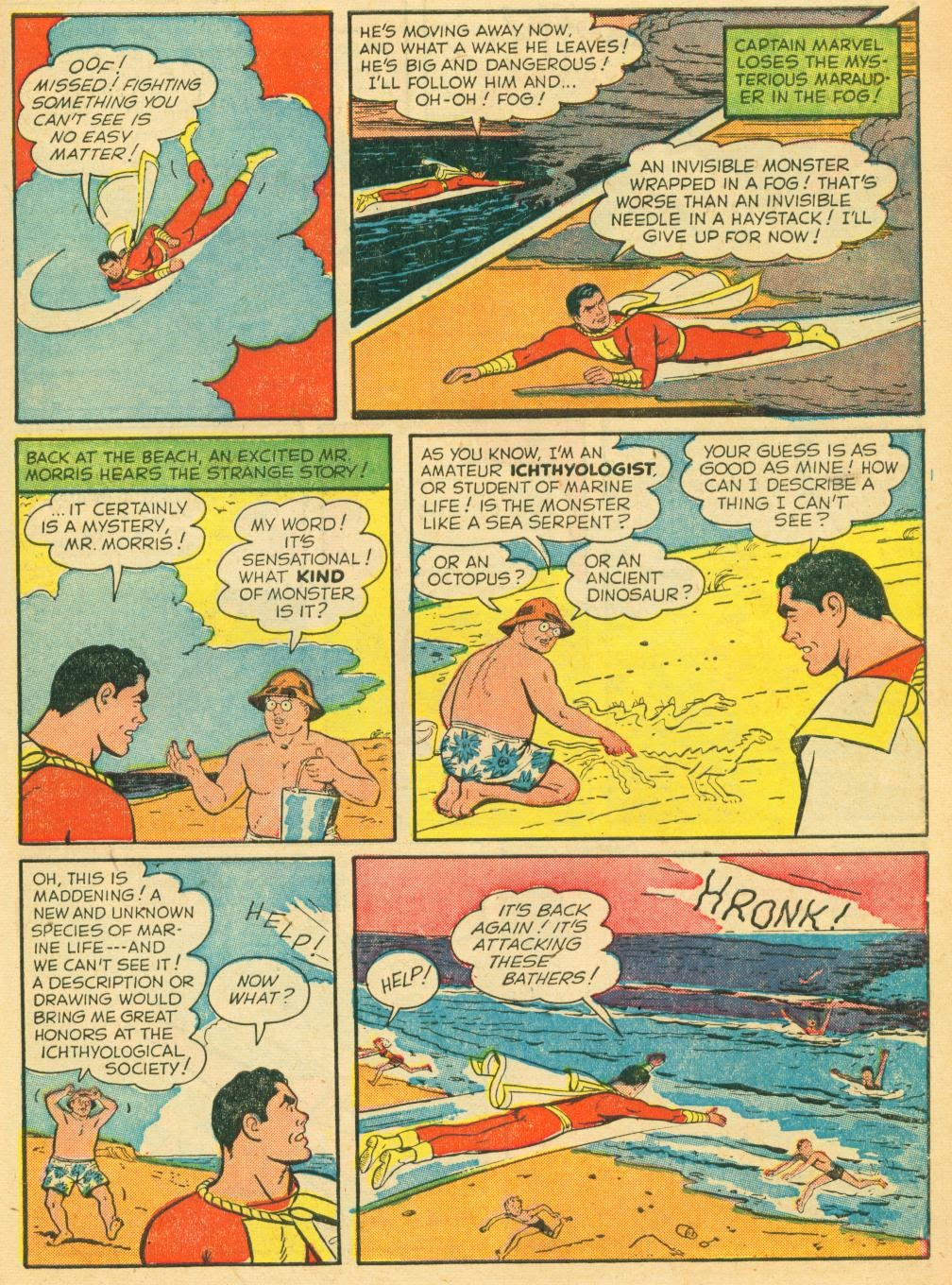 Captain Marvel Adventures issue 130 - Page 31