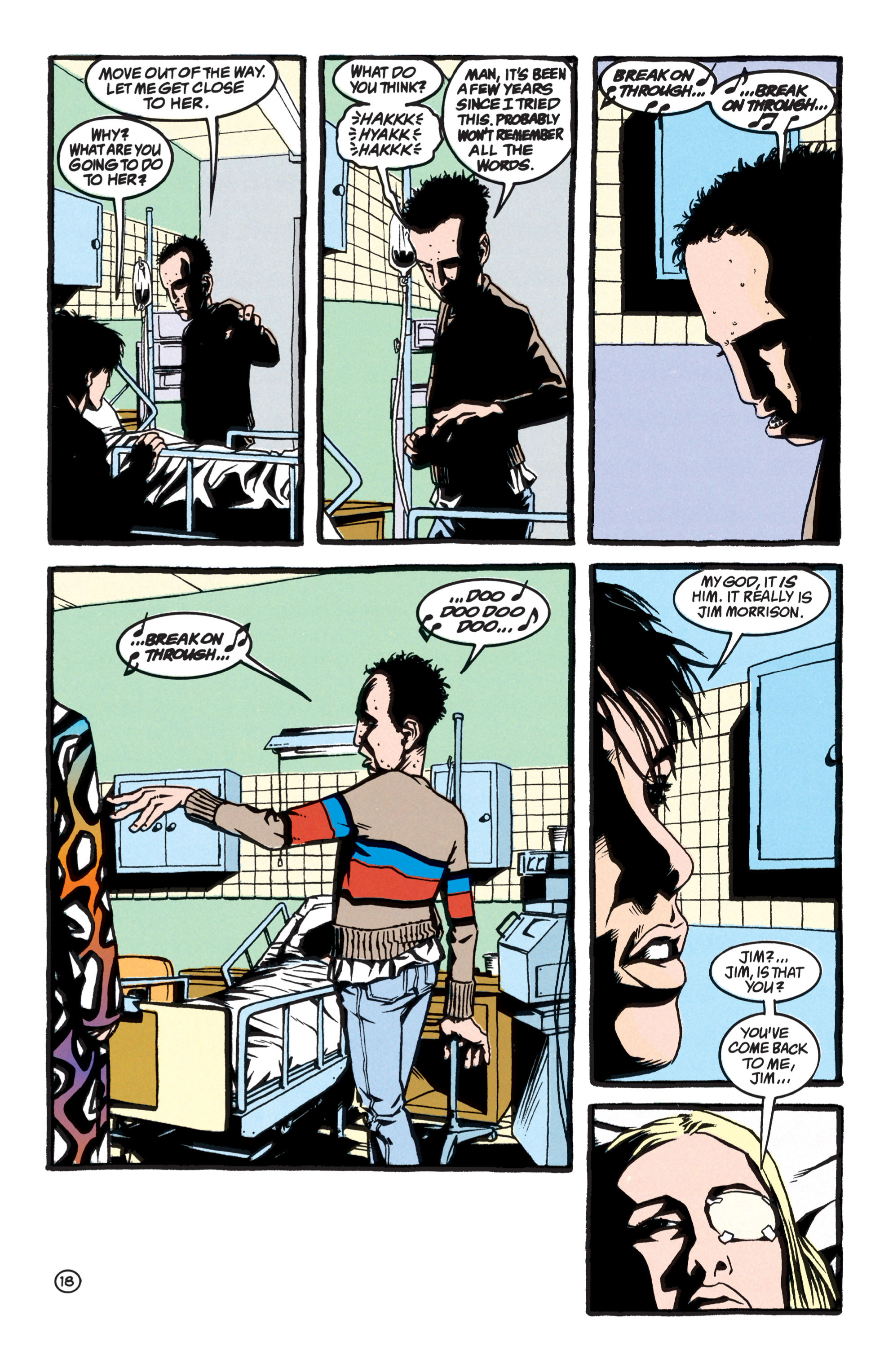 Read online Shade, the Changing Man comic -  Issue #40 - 19