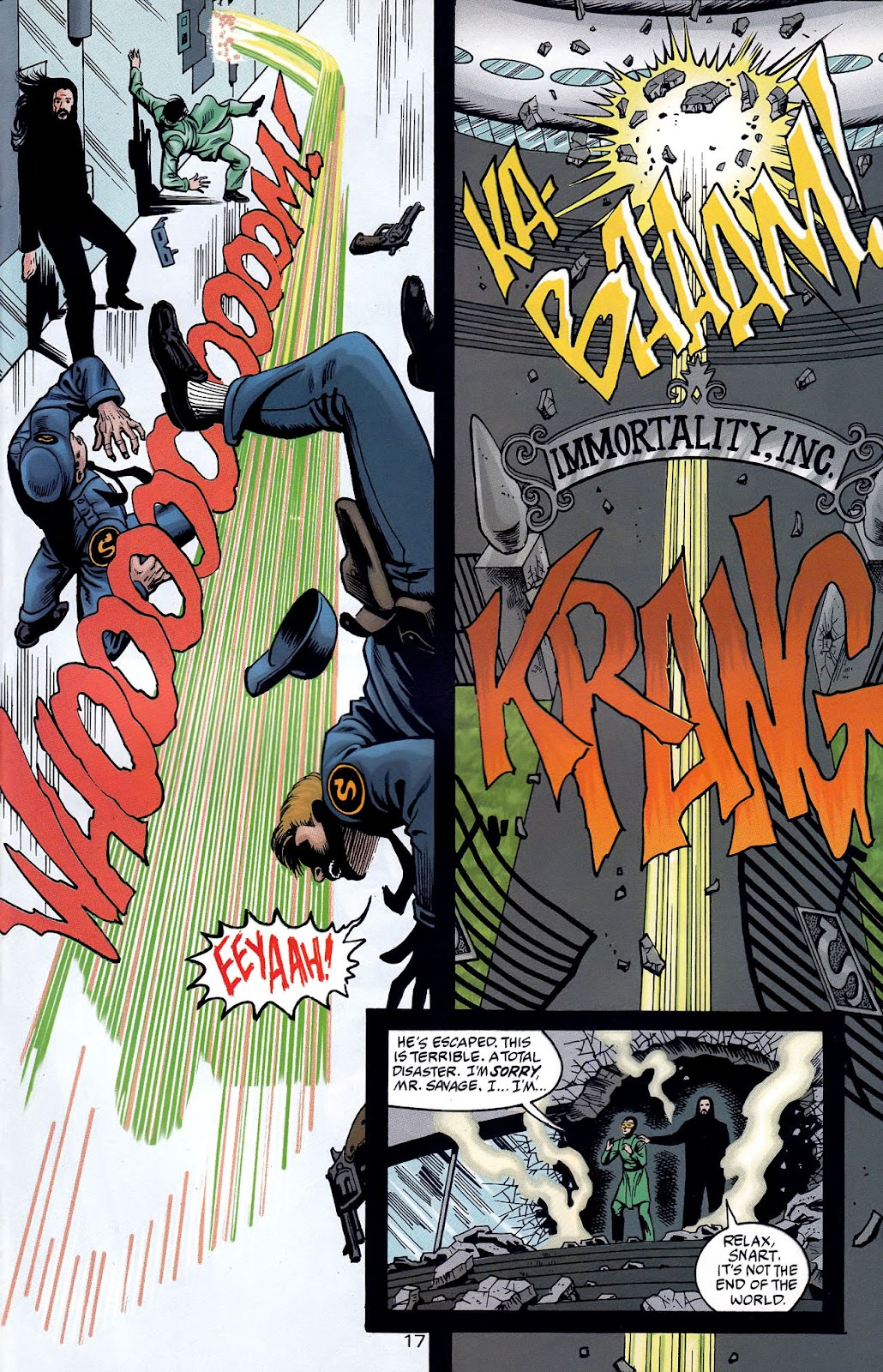 Read online Flashpoint (1999) comic -  Issue #2 - 23