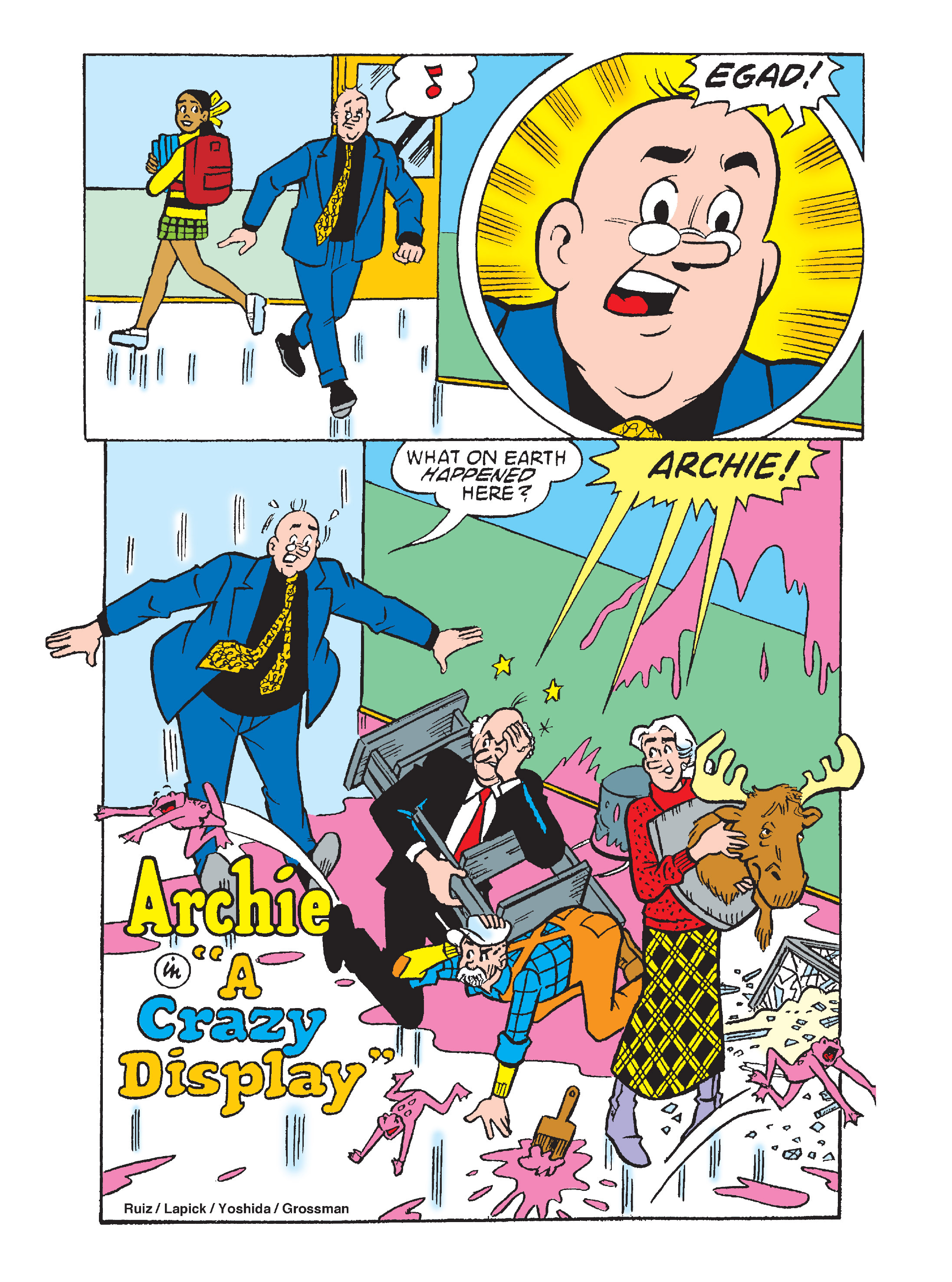 Read online Archie 1000 Page Comics Bonanza comic -  Issue #1 (Part 2) - 64
