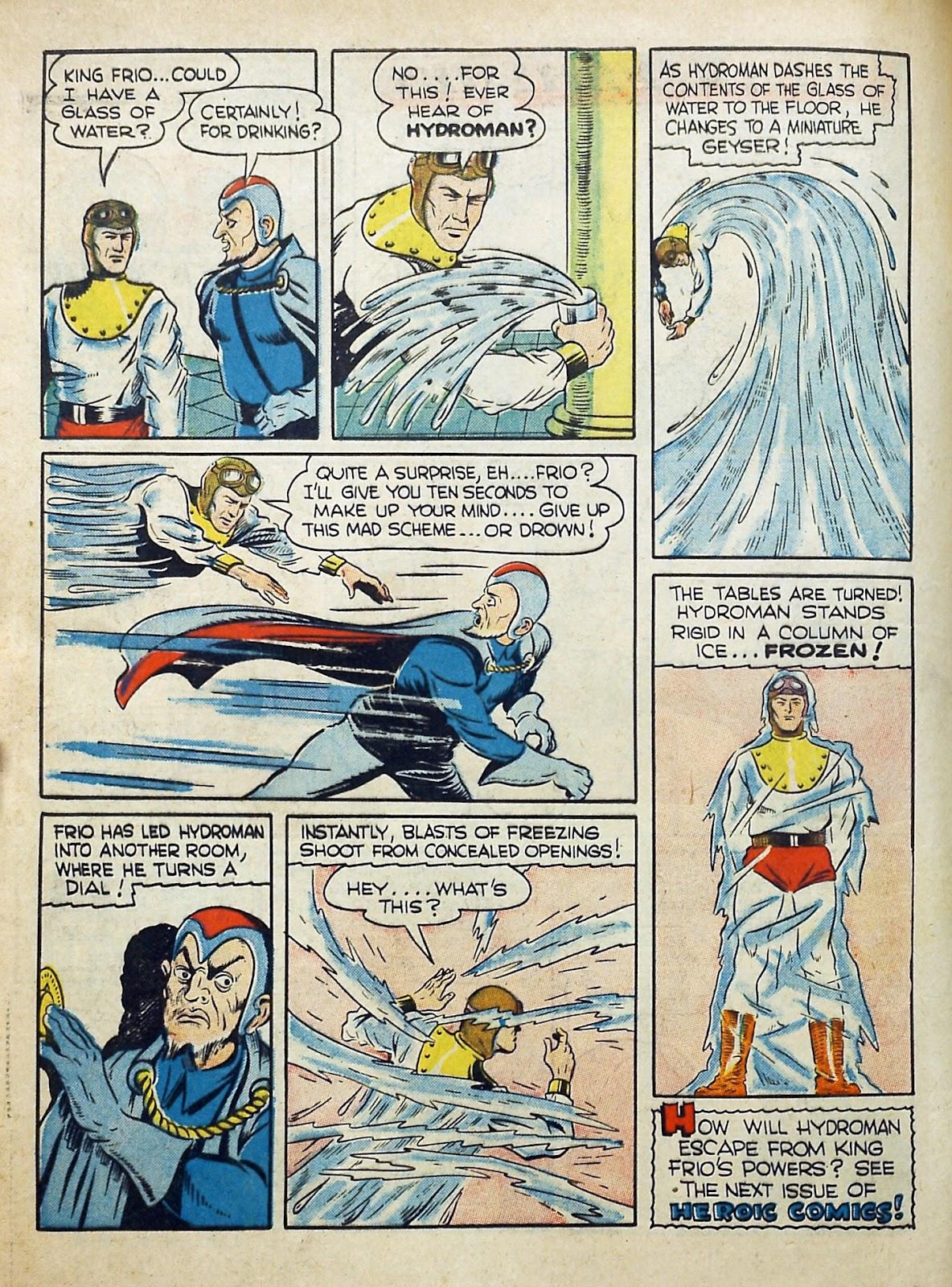 Reglar Fellers Heroic Comics issue 13 - Page 12