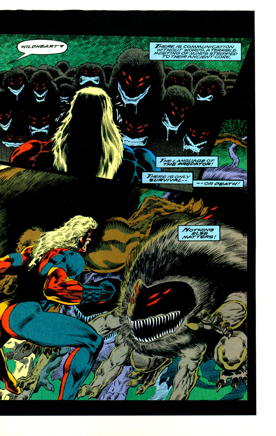 Read online Alpha Flight (1983) comic -  Issue #123 - 25
