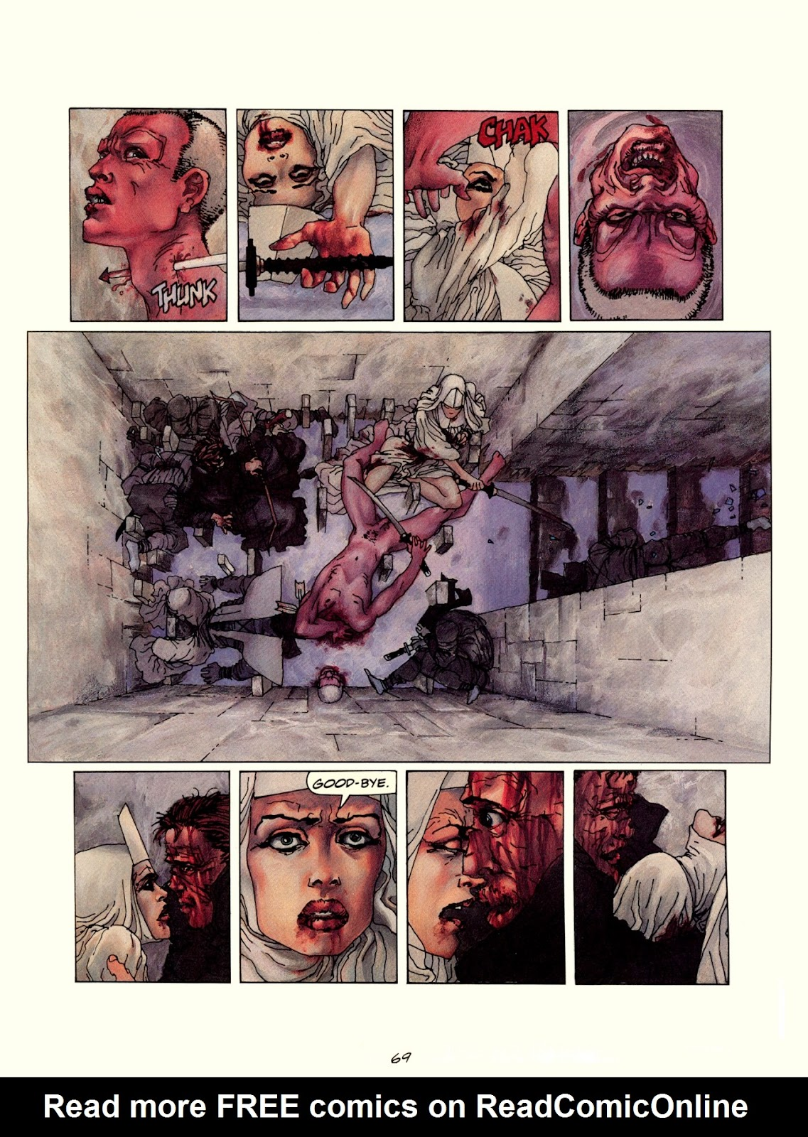 Elektra Lives Again issue Full - Page 76
