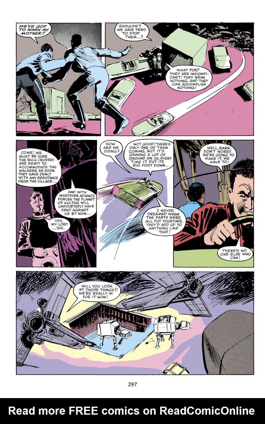 Read online Star Wars Omnibus comic -  Issue # Vol. 18.5 - 17