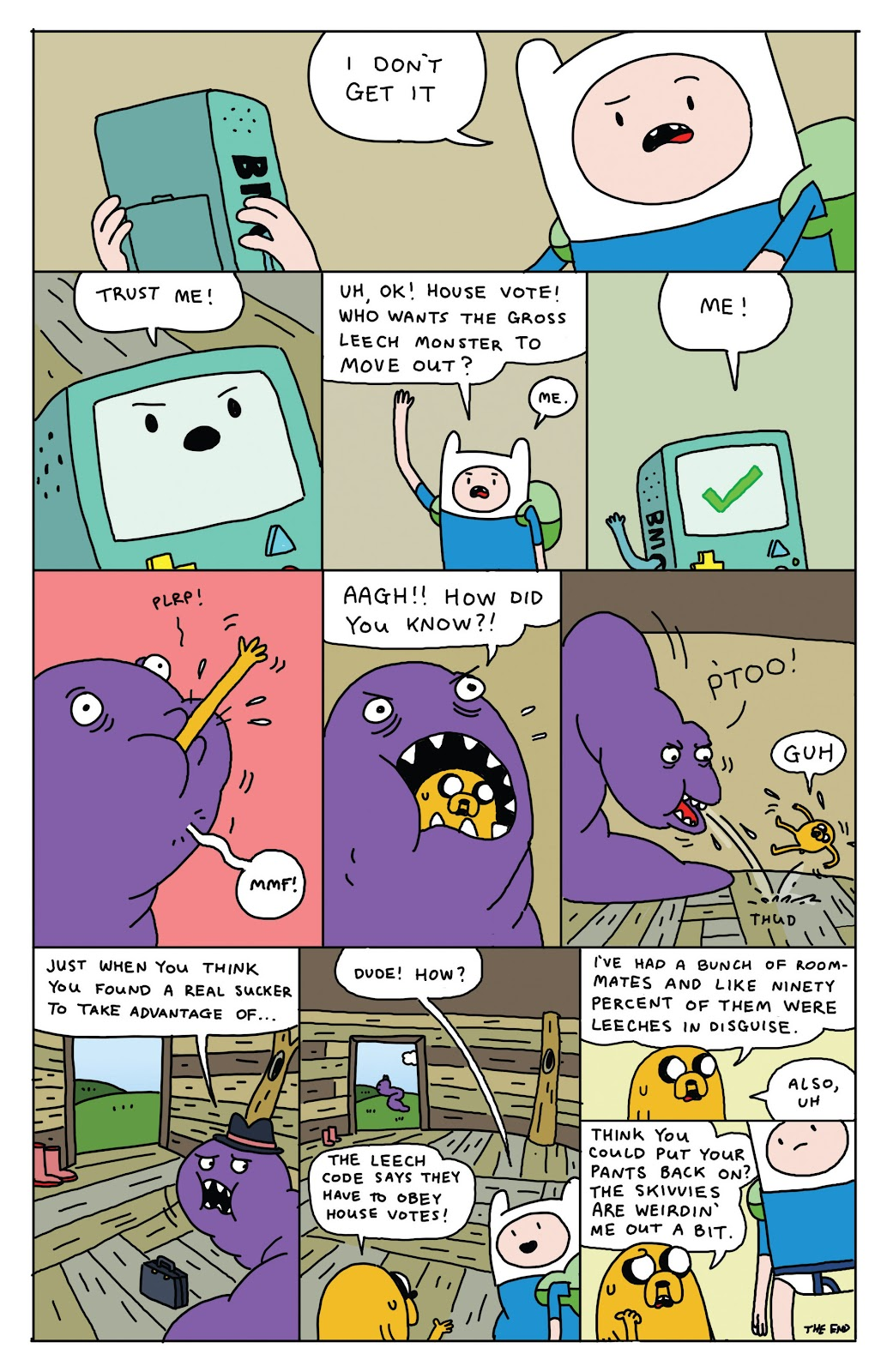 Adventure Time 2013 Summer Special issue Full - Page 19