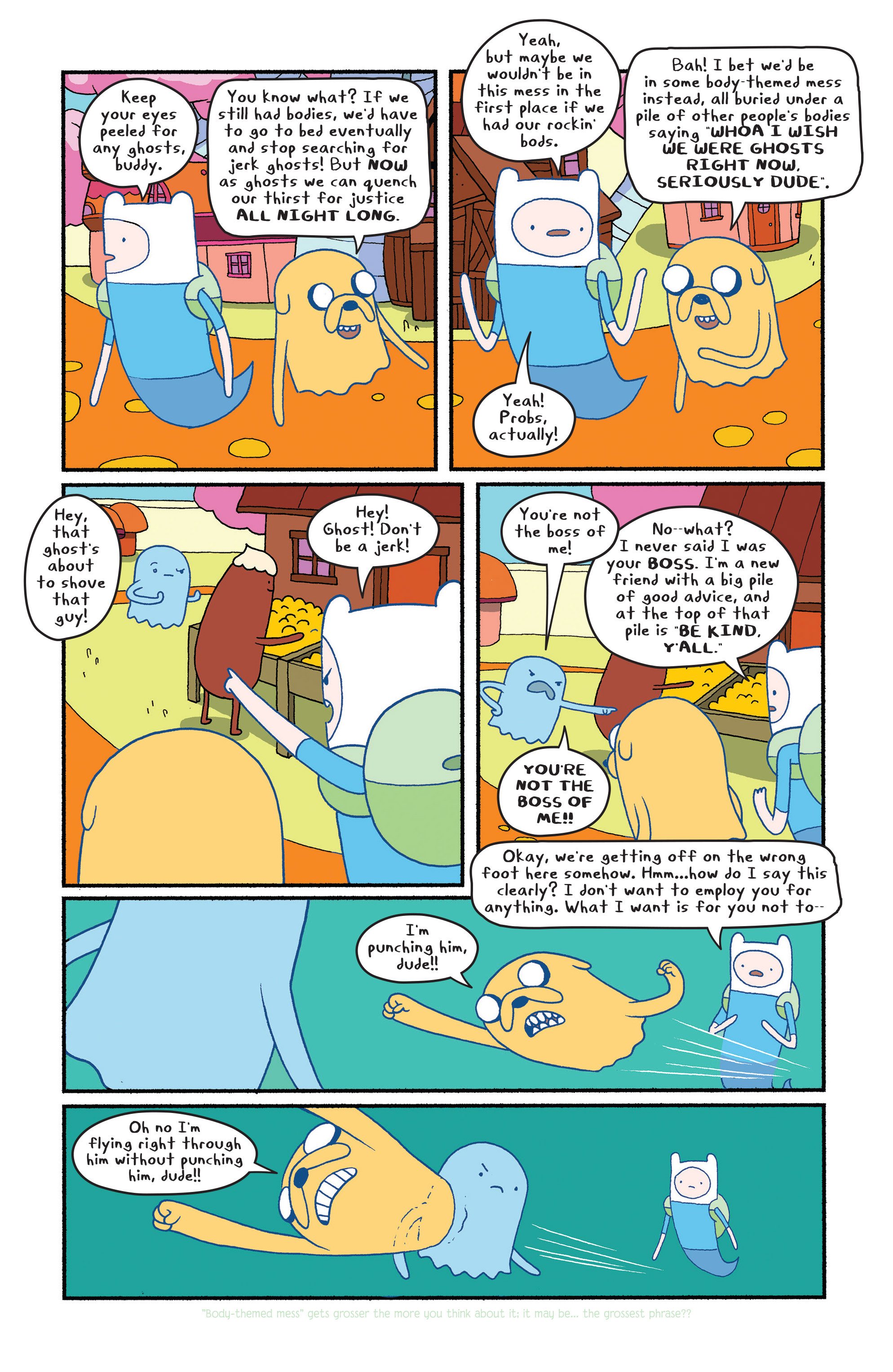 Read online Adventure Time comic -  Issue #Adventure Time _TPB 6 - 81