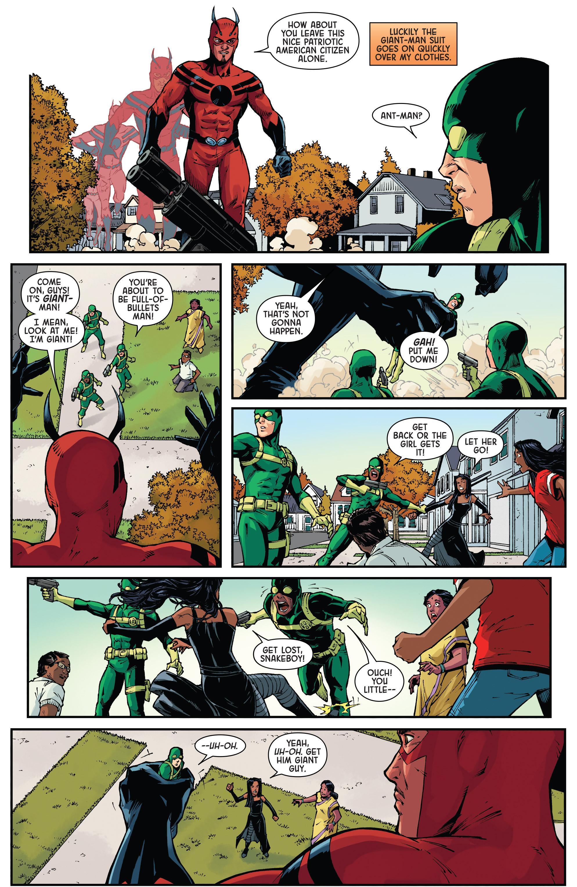 Read online Secret Empire: Brave New World comic -  Issue #1 - 16