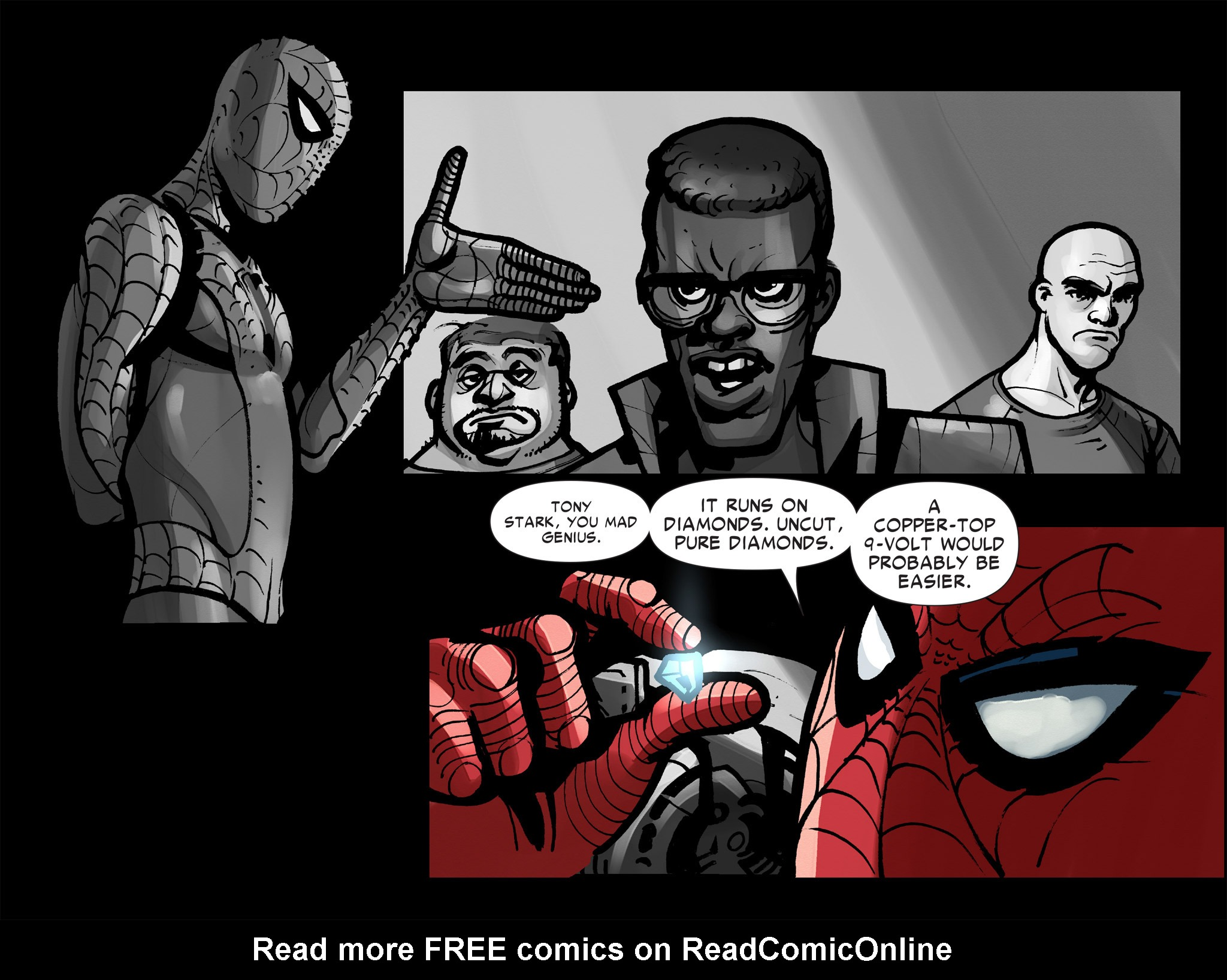 Read online Amazing Spider-Man: Who Am I? comic -  Issue # Full (Part 2) - 24