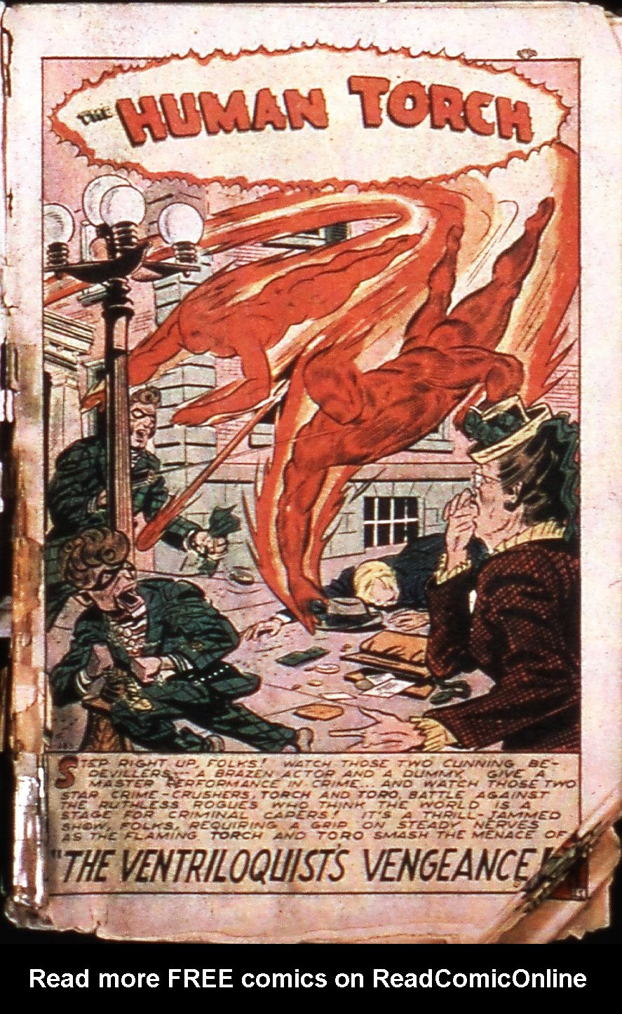 Marvel Mystery Comics (1939) issue 75 - Page 4