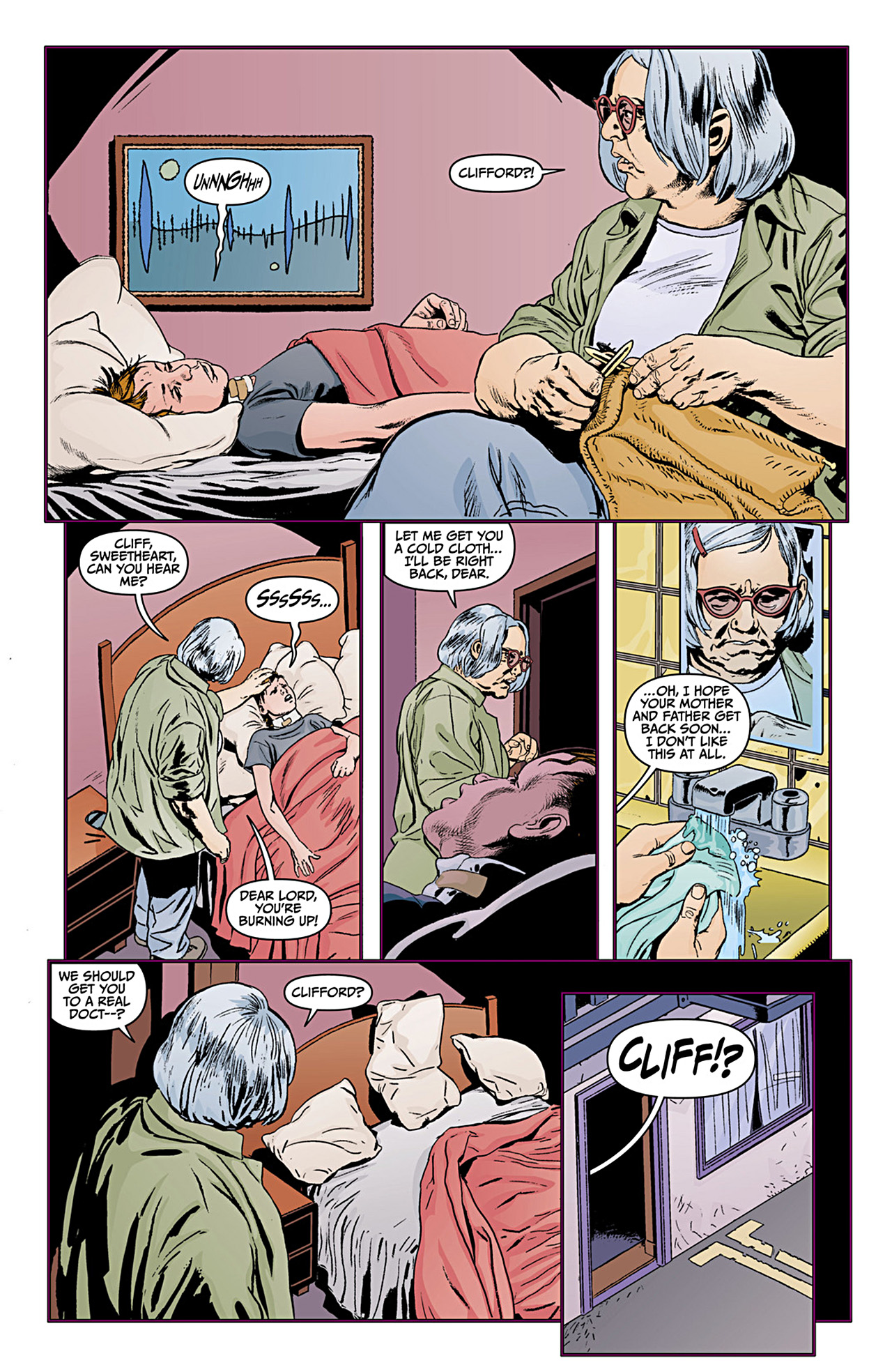 Read online Animal Man (2011) comic -  Issue #12 - 9