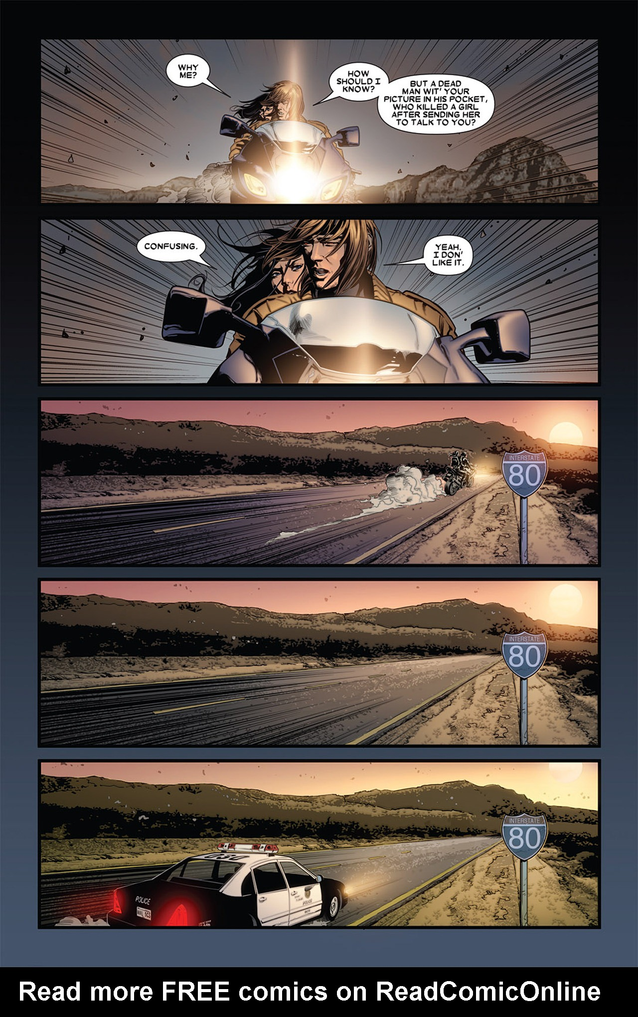 Read online X-23 (2010) comic -  Issue #4 - 15