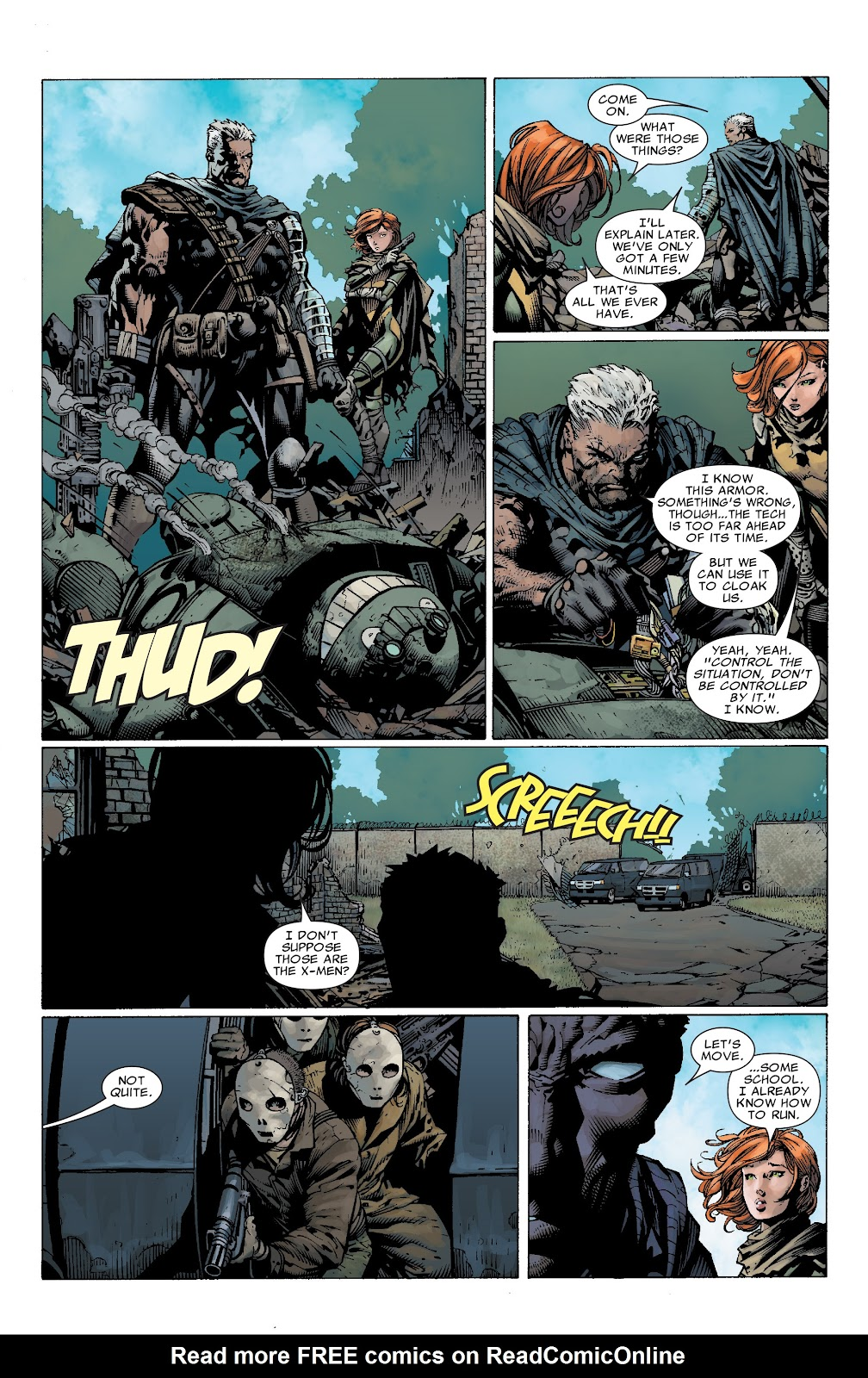 Read online X-Men: Second Coming comic -  Issue # _TPB (Part 1) - 29