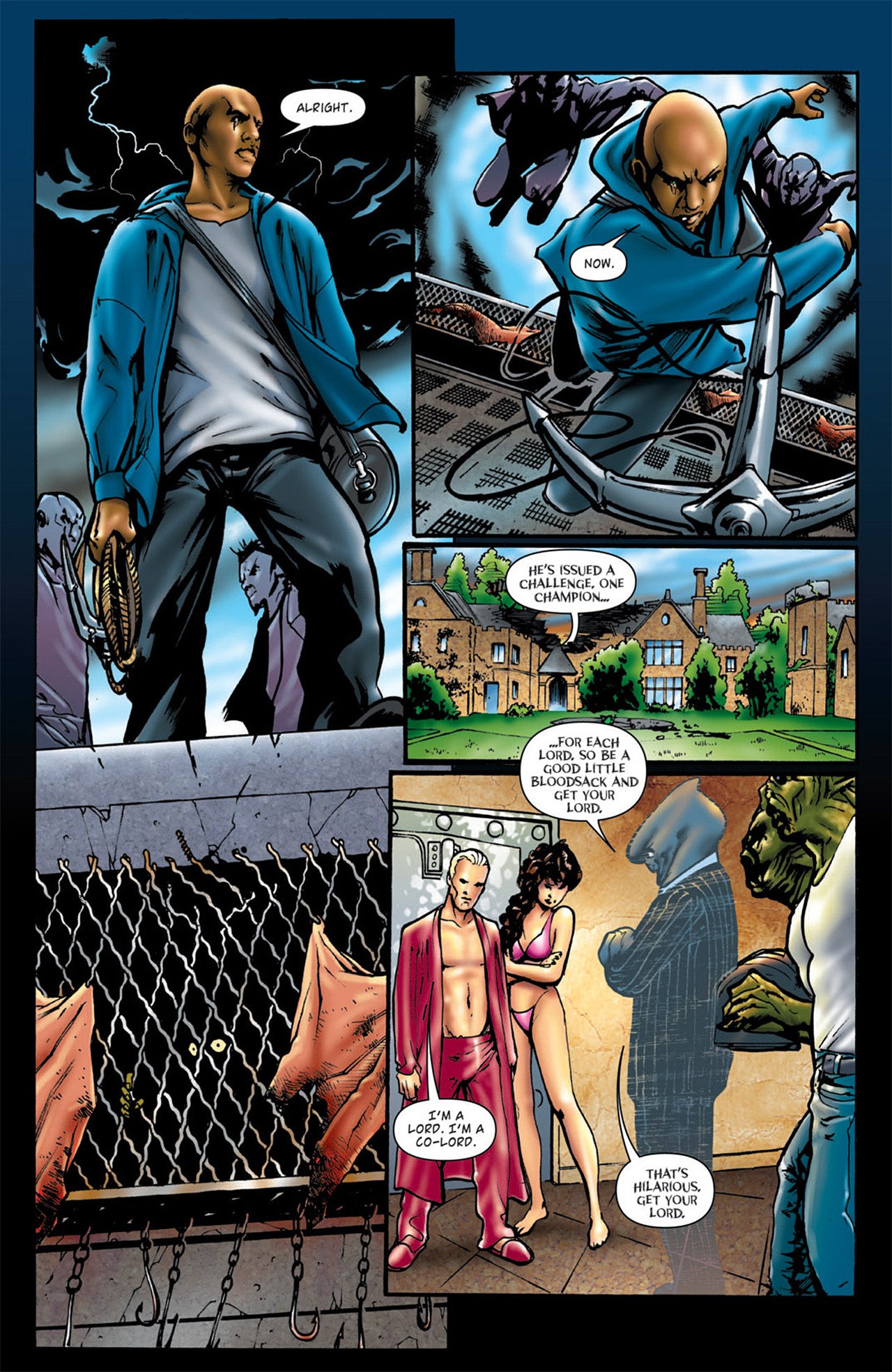 Read online Angel: After The Fall comic -  Issue #4 - 13