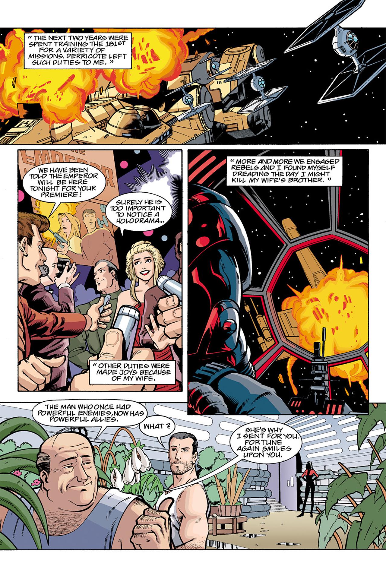 Read online Star Wars Omnibus comic -  Issue # Vol. 3 - 124