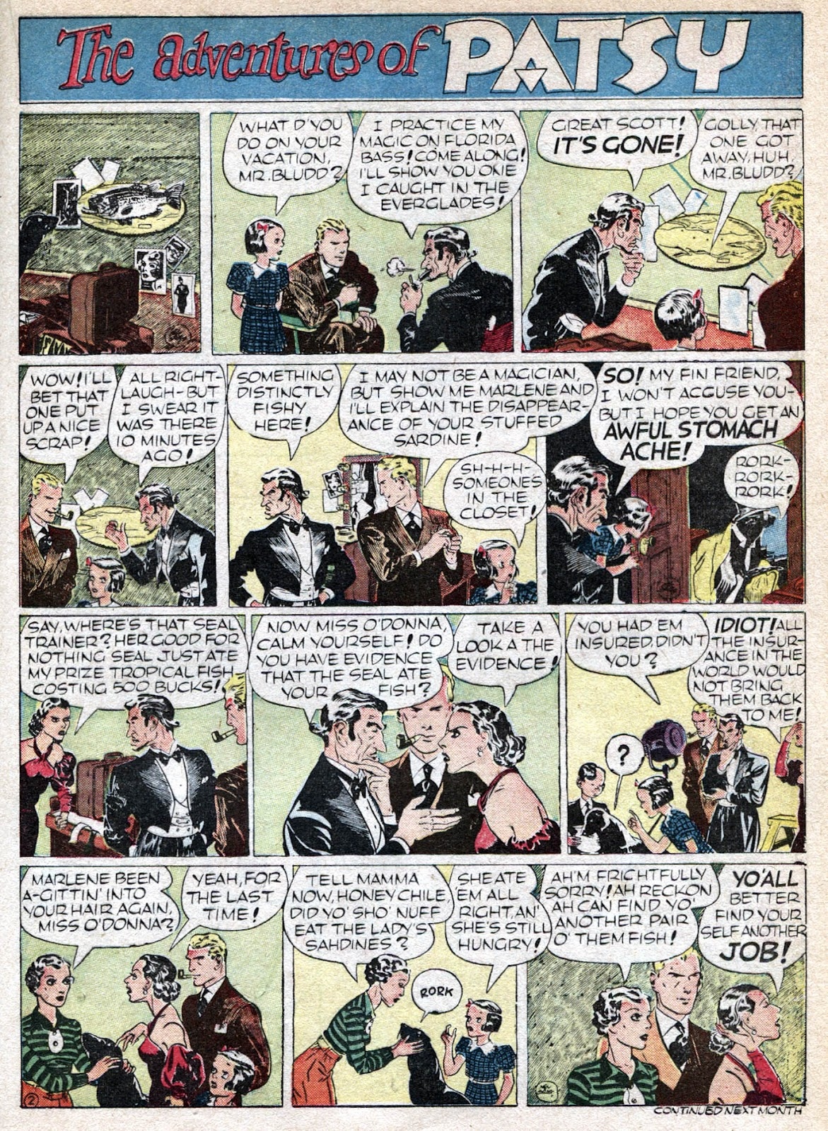 Read online Famous Funnies comic -  Issue #66 - 29