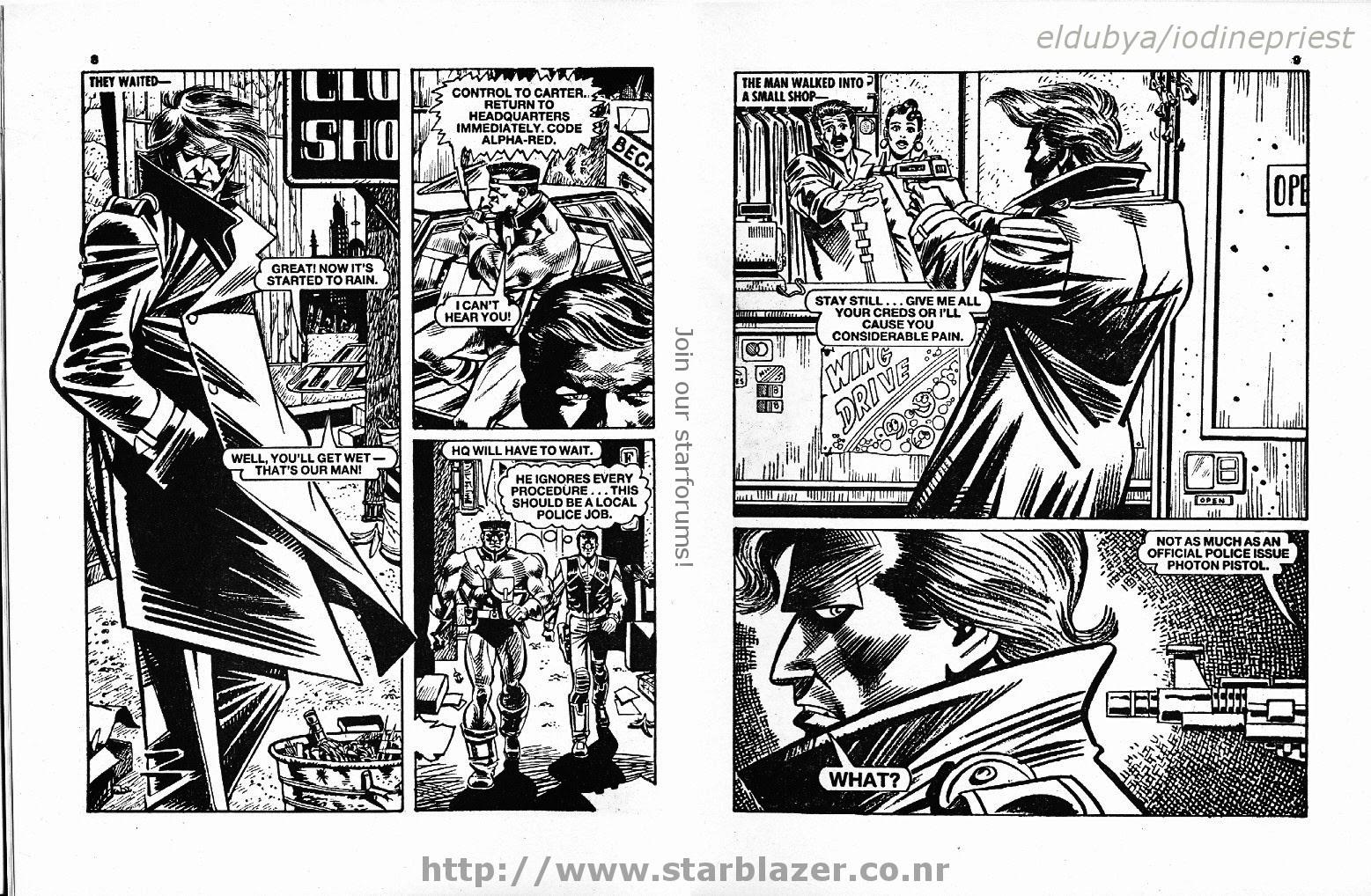 Starblazer issue 280 - Page 6