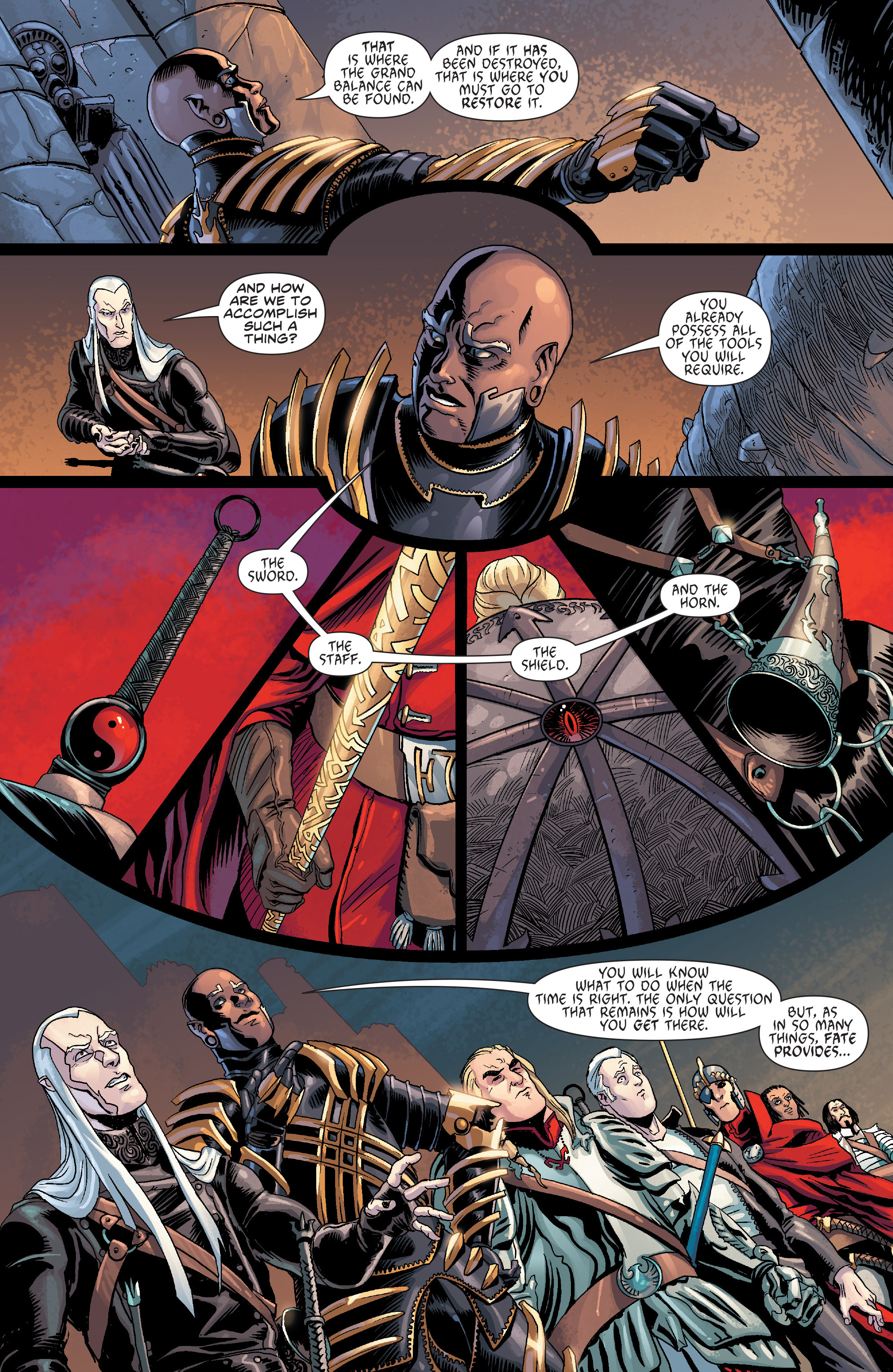 Read online Elric: The Balance Lost comic -  Issue # TPB 2 - 84