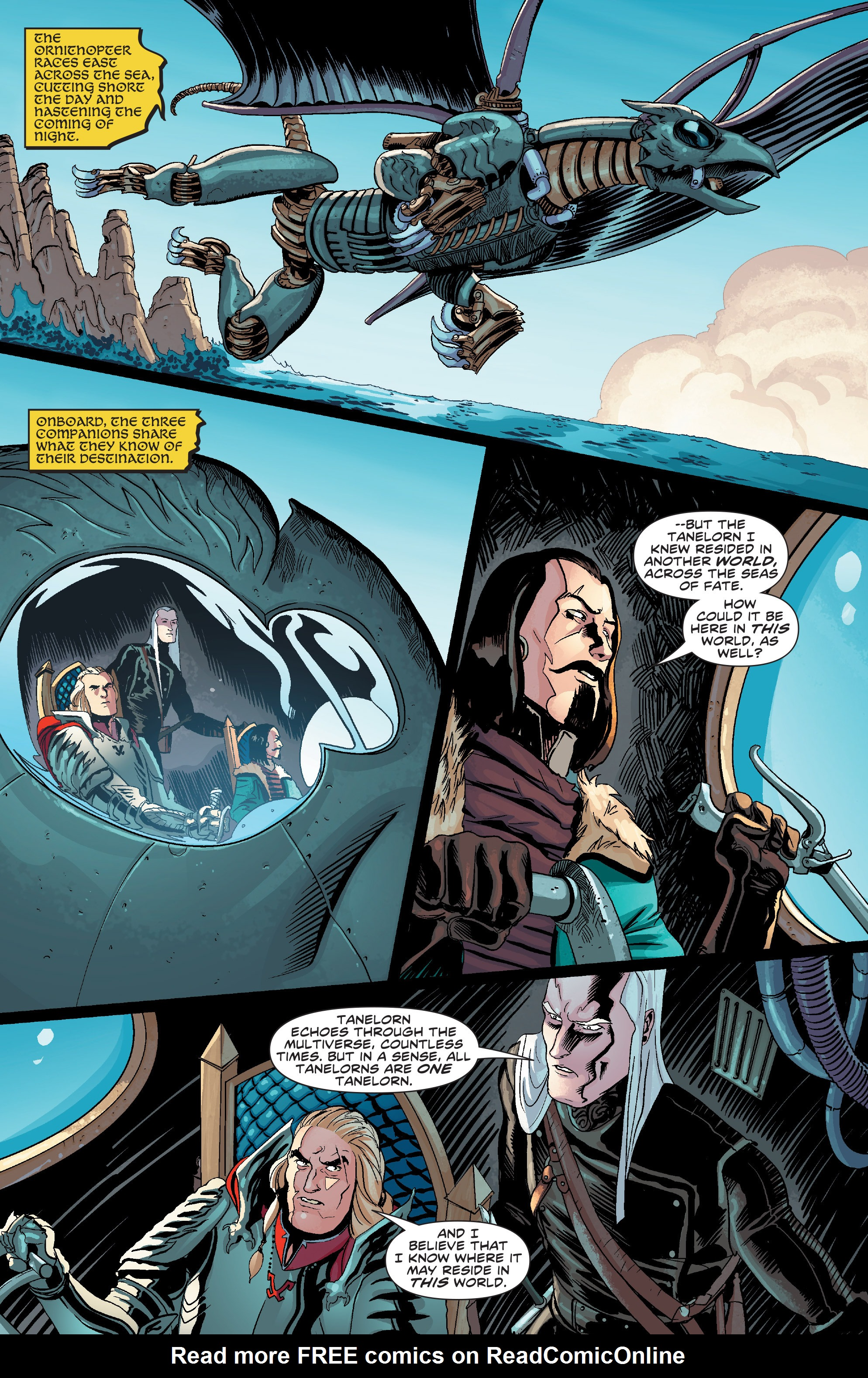 Read online Elric: The Balance Lost comic -  Issue # TPB 2 - 40