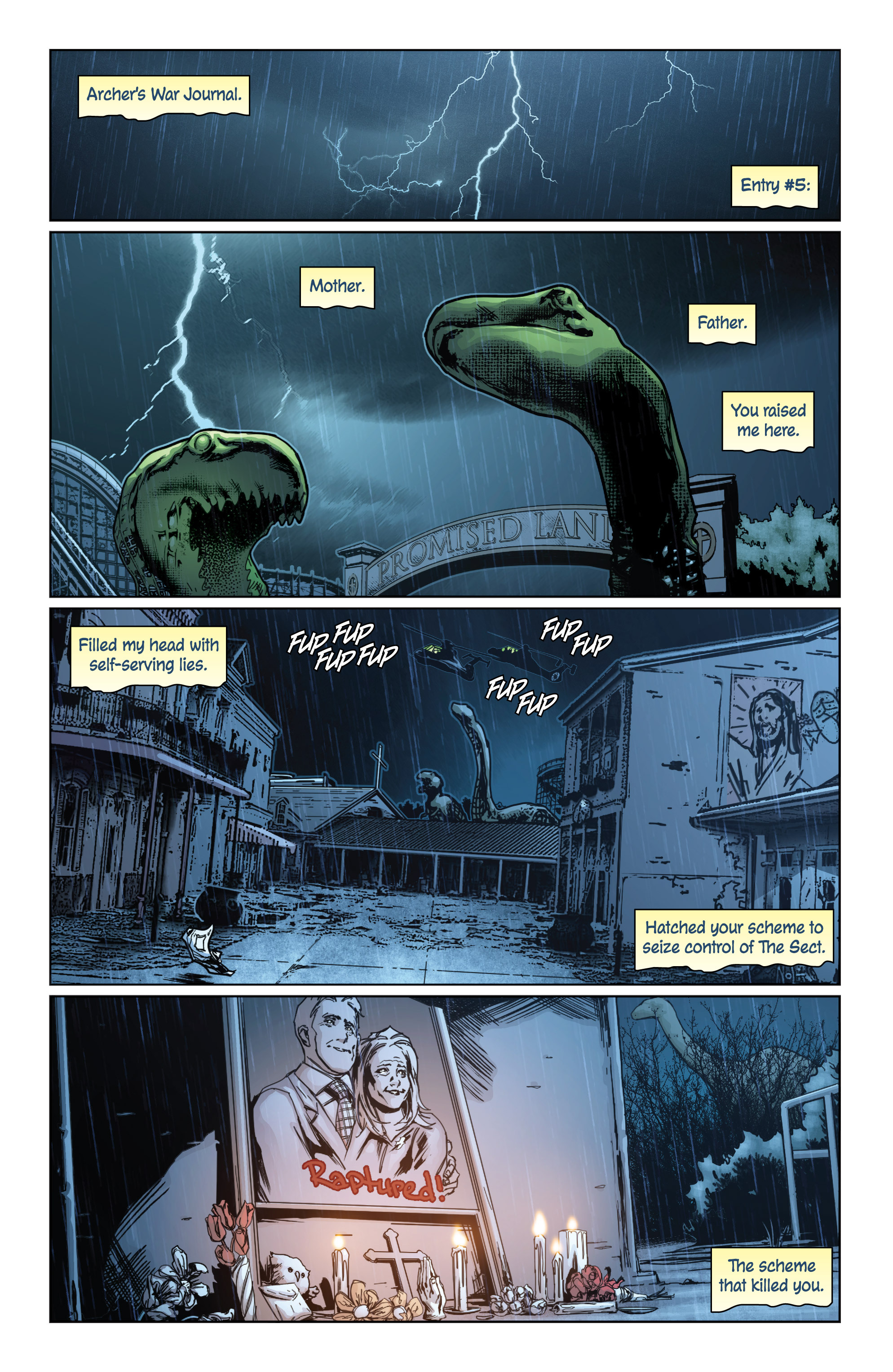 Read online Archer and Armstrong comic -  Issue #Archer and Armstrong _TPB 4 - 18