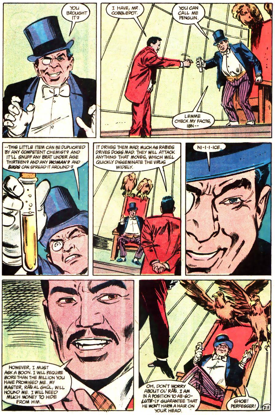 Read online Detective Comics (1937) comic -  Issue # _Annual 1 - 24