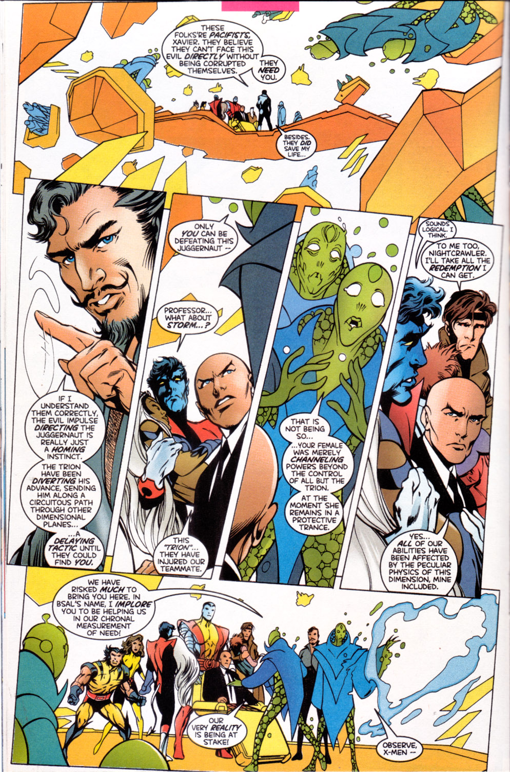 X-Men (1991) 88 Page 12