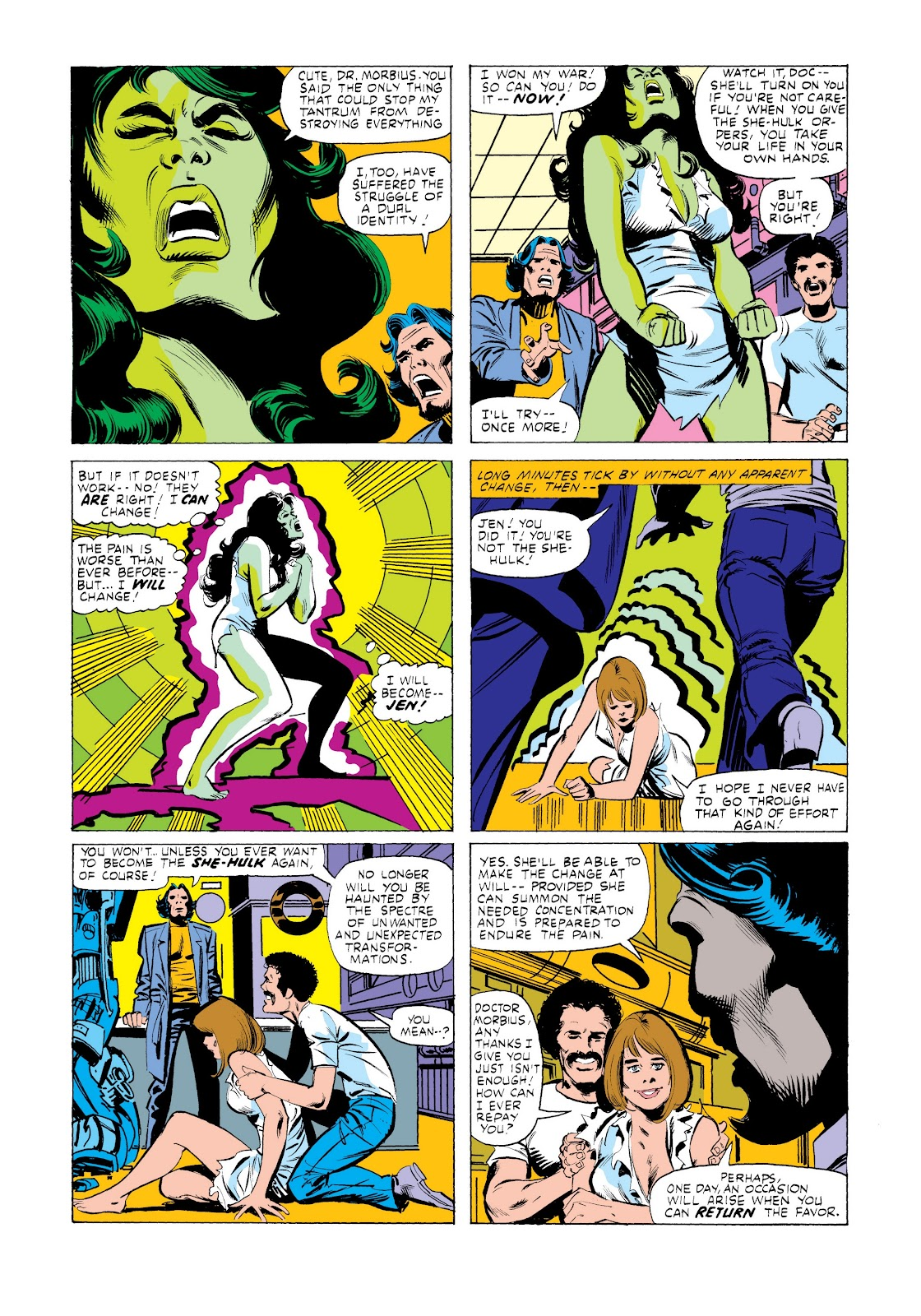 Marvel Masterworks: The Savage She-Hulk issue TPB_1_(Part_3) - Page 21