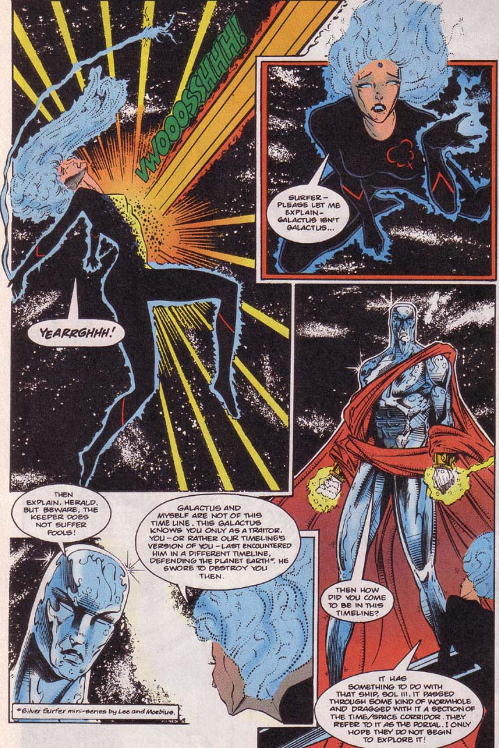Read online Cyberspace 3000 comic -  Issue #4 - 17