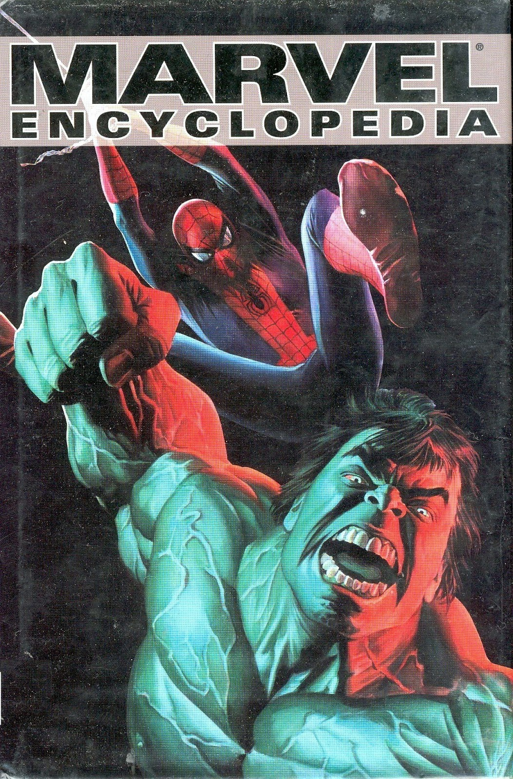 Marvel Encyclopedia TPB_1 Page 1