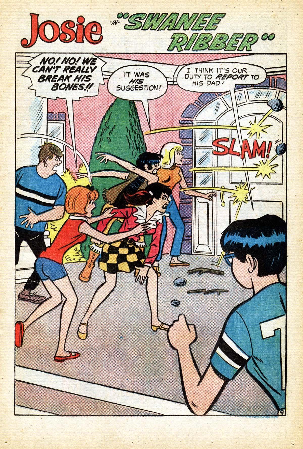 Read online She's Josie comic -  Issue #35 - 13