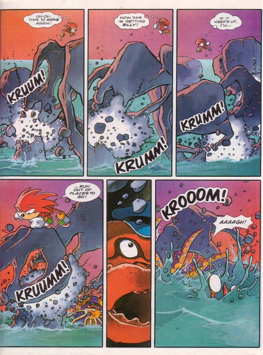 Read online Sonic the Comic comic -  Issue #83 - 15